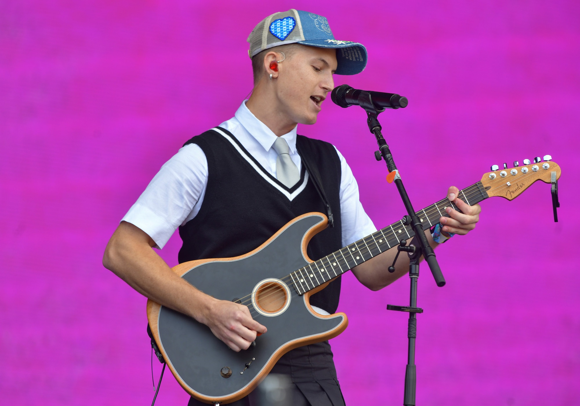 Gus Dapperton Live at Lollapalooza [GALLERY] 5