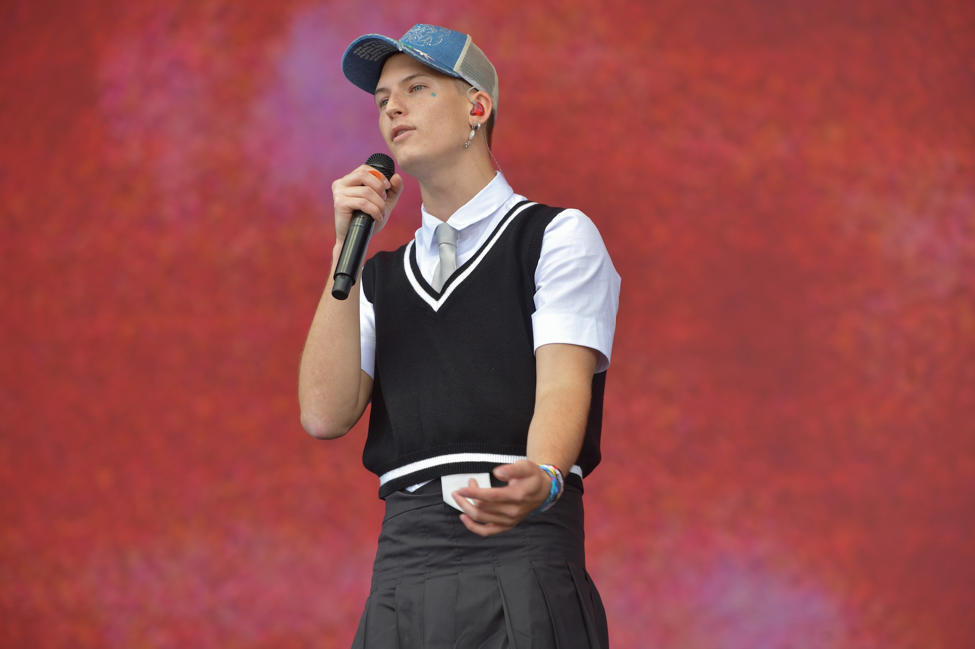 Gus Dapperton Live at Lollapalooza [GALLERY] 6