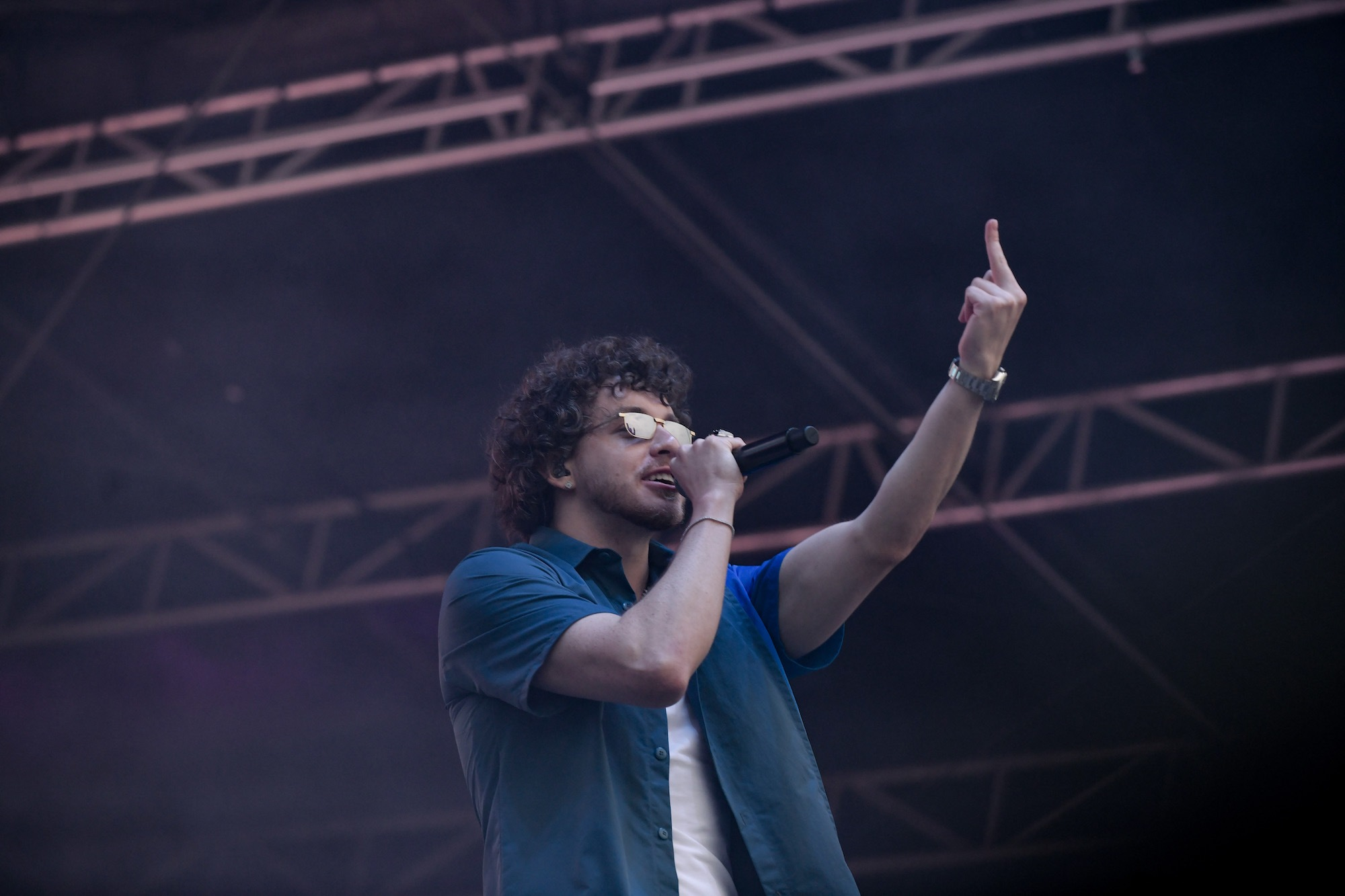 Jack Harlow Live at Lollapalooza [GALLERY] 3