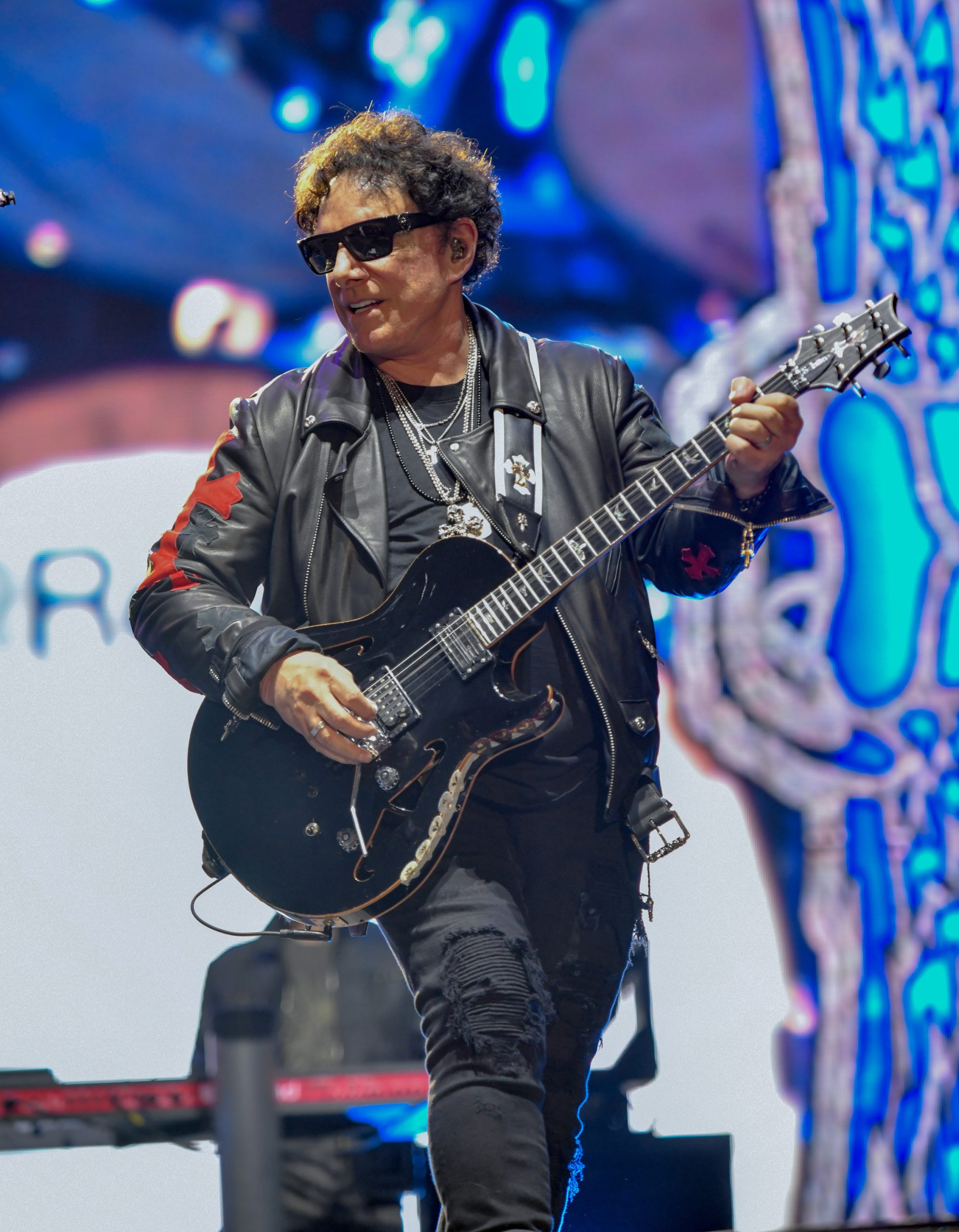 Journey Top Off A Day Of Exceptional Talent At Lollapalooza 18