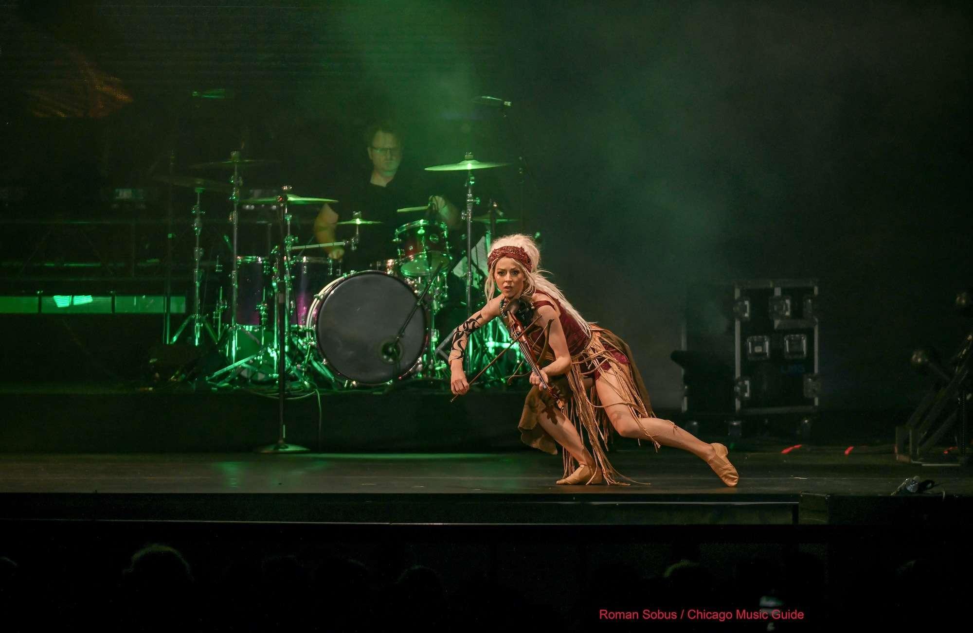 Lindsey Stirling - Huntington Bank Pavilion - Chicago, IL - 08/20/2021 - Photo © 2021 by: Roman Sobus