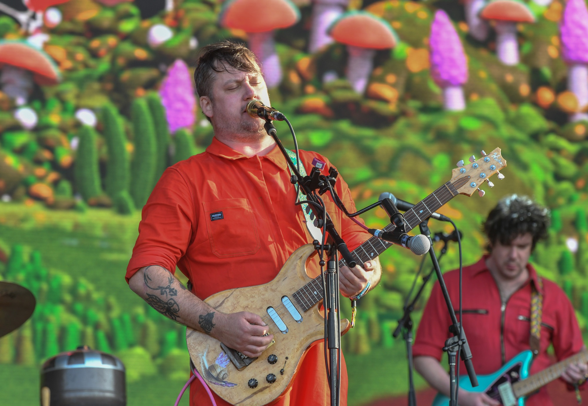 Modest Mouse Live at Lollapalooza [GALLERY] 8
