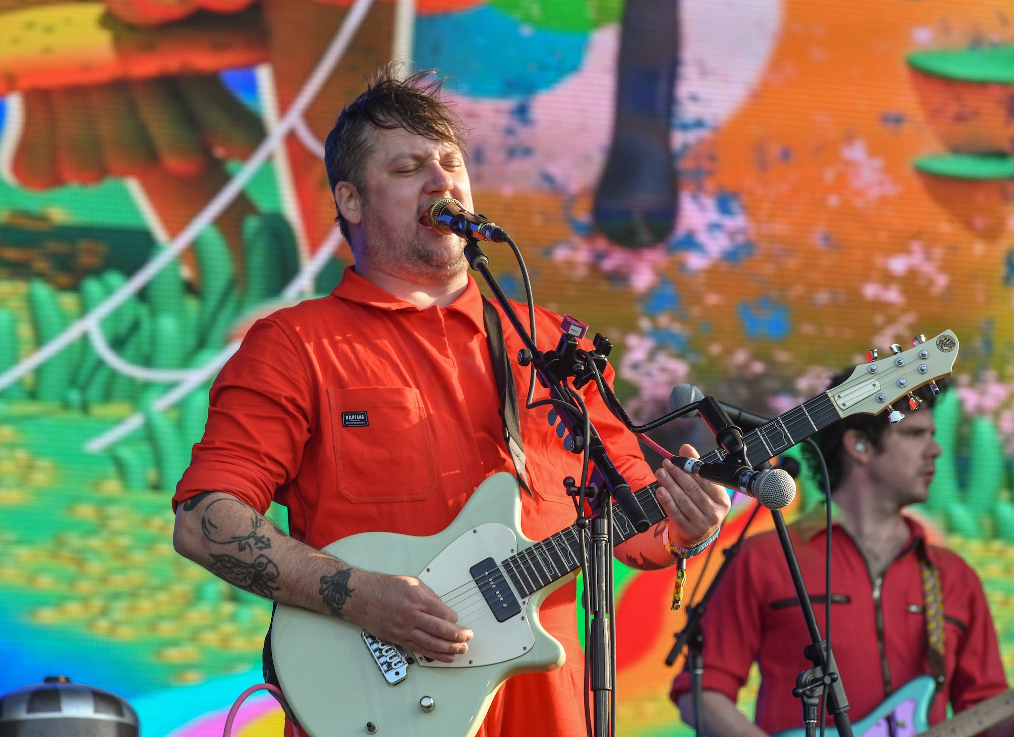 Modest Mouse Live at Lollapalooza [GALLERY] 3