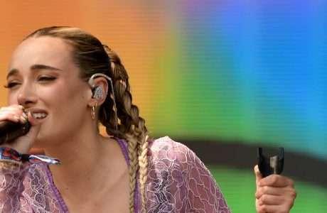Olivia O'Brien Live at Lollapalooza