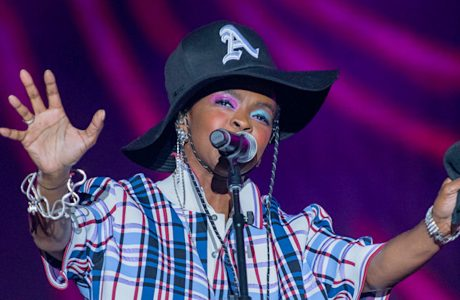Lauryn Hill Live at Pitchfork [GALLERY] 1