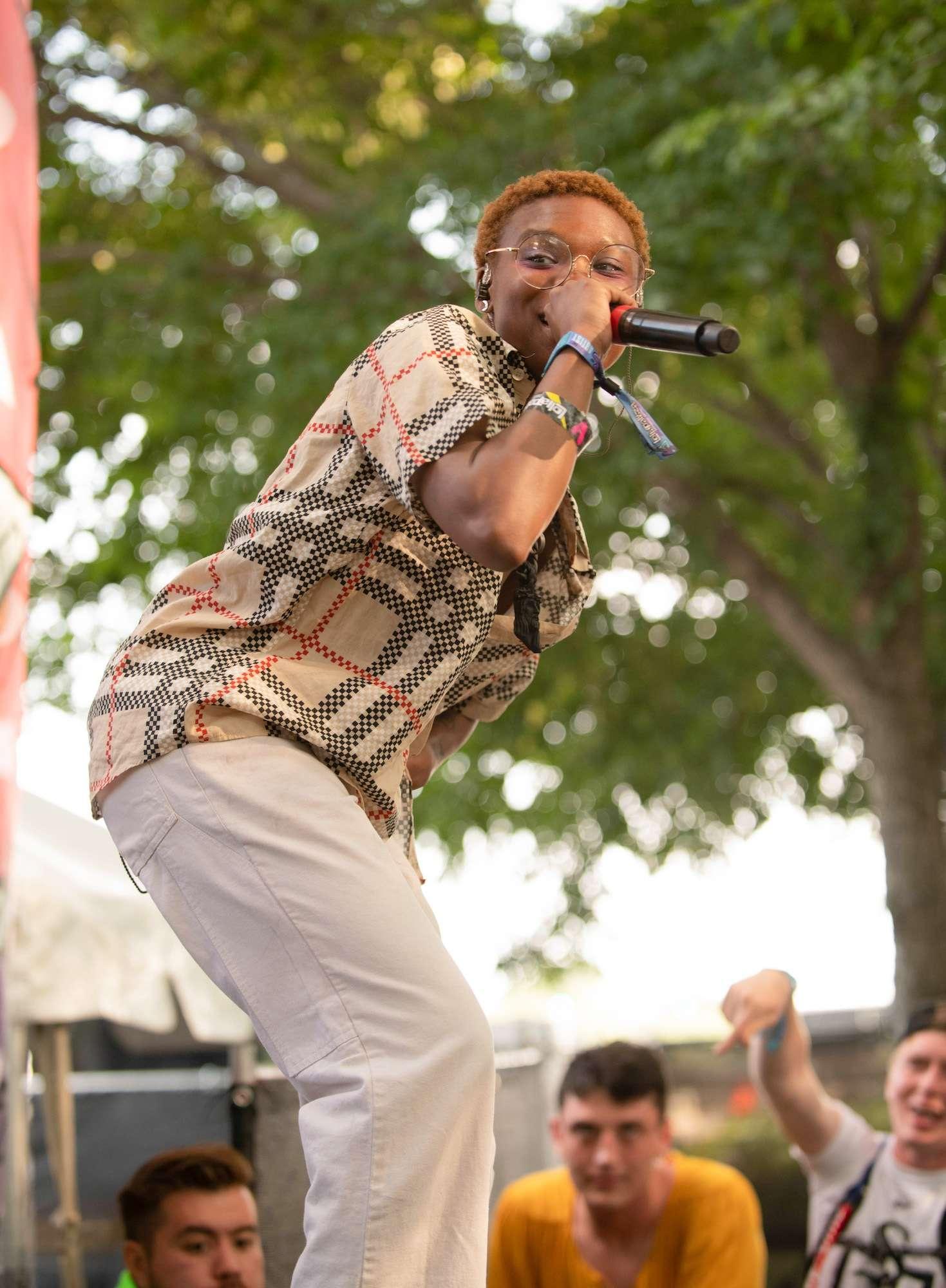 Serena Isioma Live at Lollapalooza [GALLERY] 4