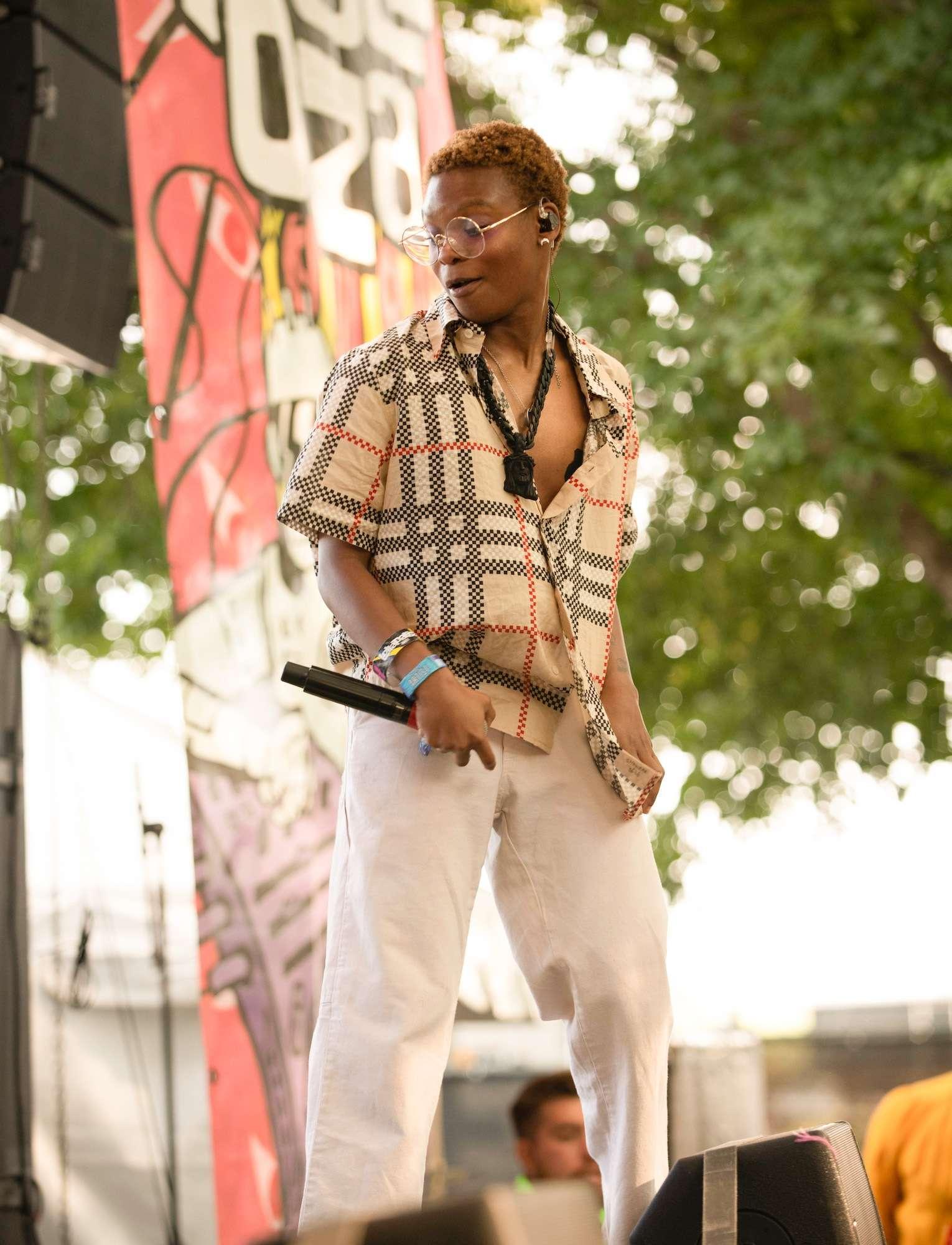 Serena Isioma Live at Lollapalooza [GALLERY] 8
