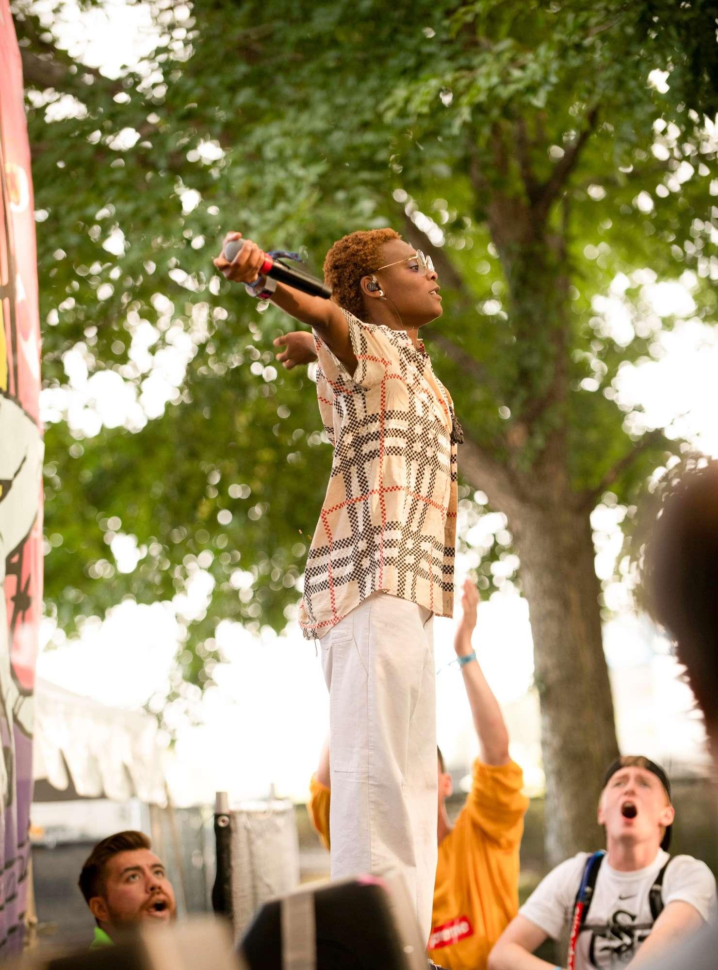 Serena Isioma Live at Lollapalooza [GALLERY] 9
