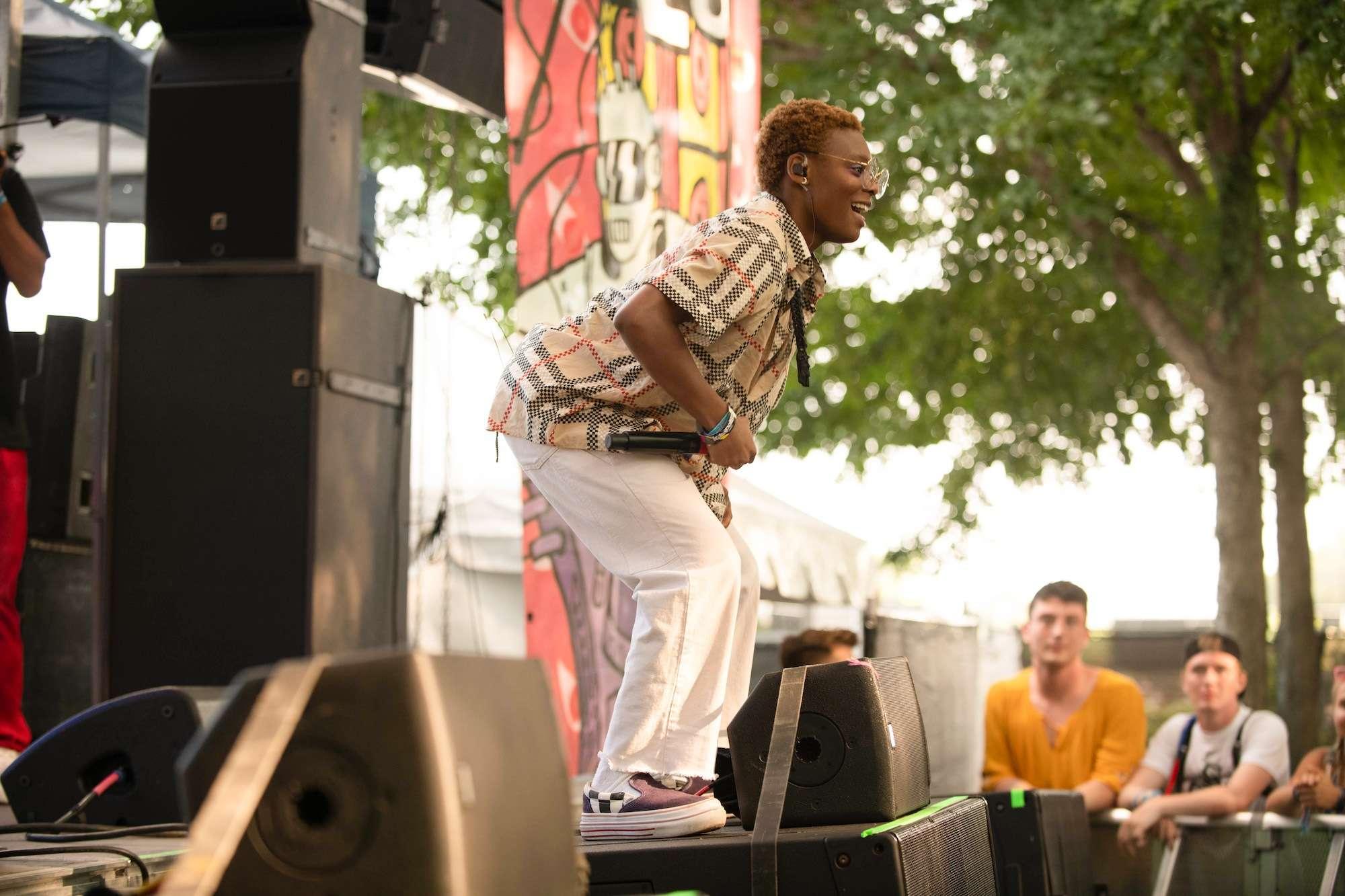Serena Isioma Live at Lollapalooza [GALLERY] 10