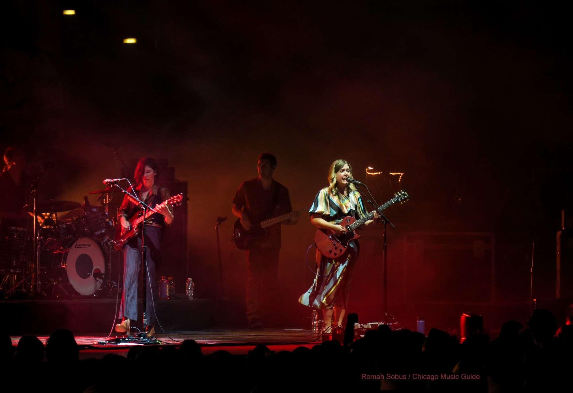 Sleater-Kinney Live at Jay Pritzker Pavilion [GALLERY] 14