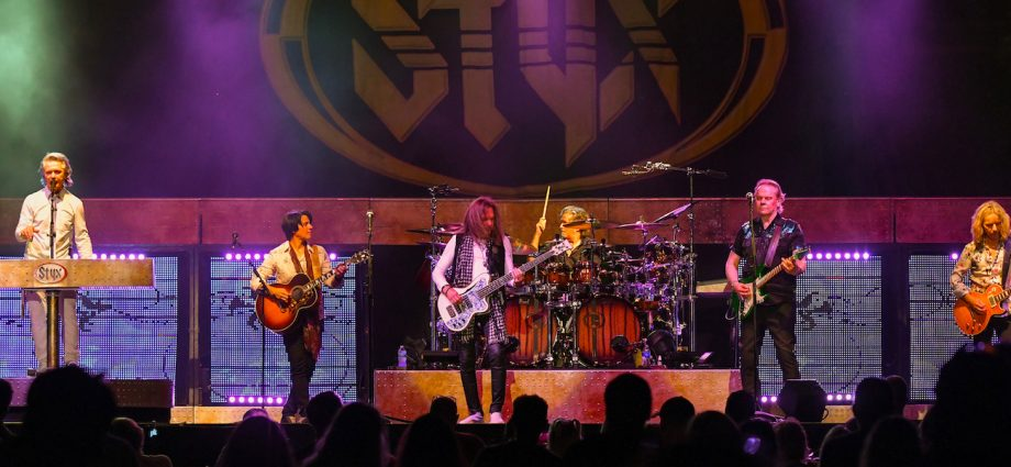 STYX Live at McHenry County Fairgrounds