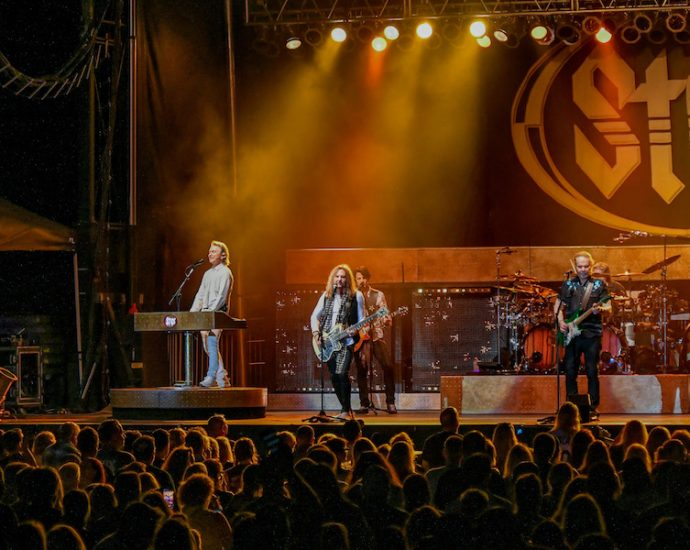 STYX Bring Classic Rock To Woodstock
