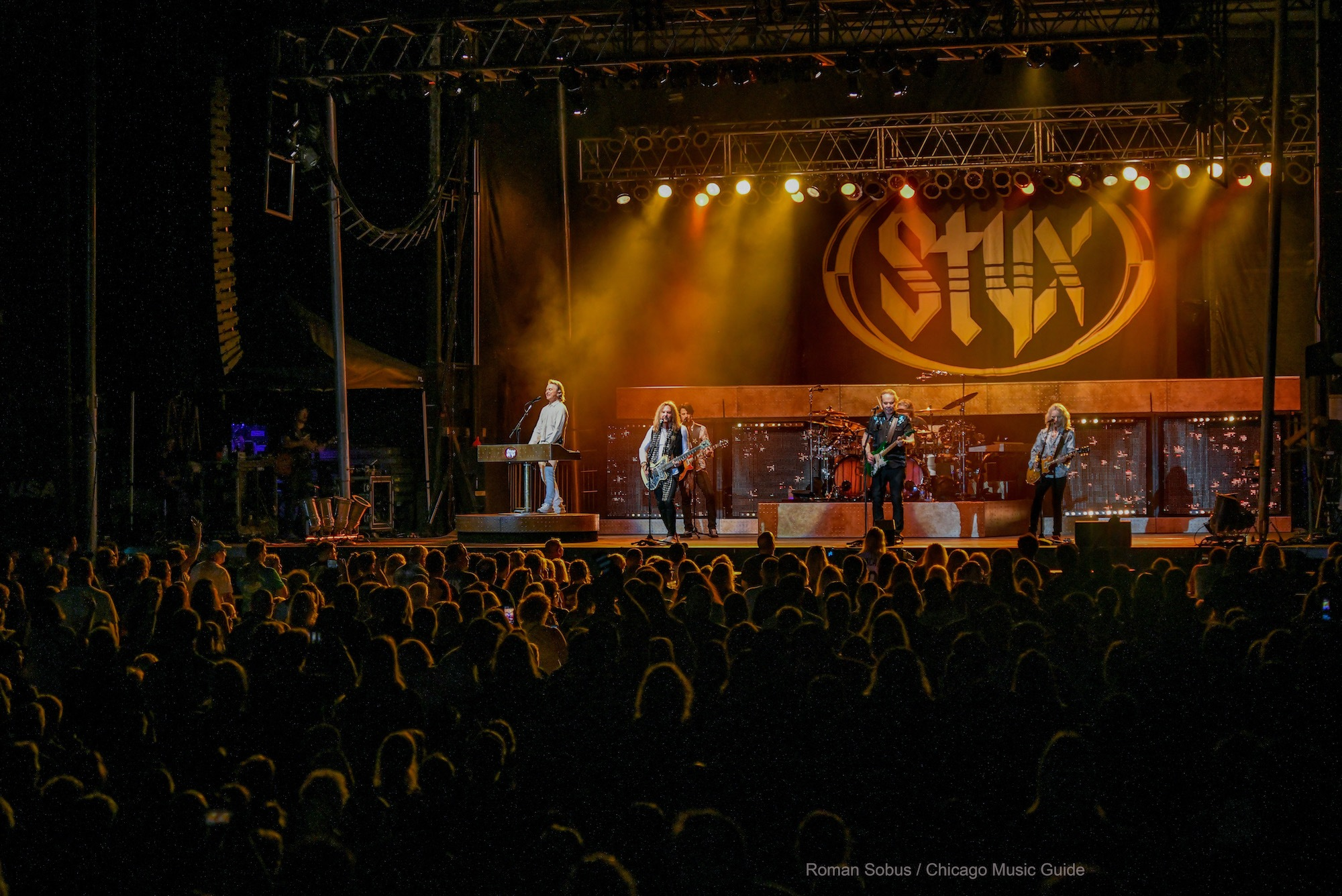 STYX Live at McHenry County Fairgrounds [GALLERY] 15