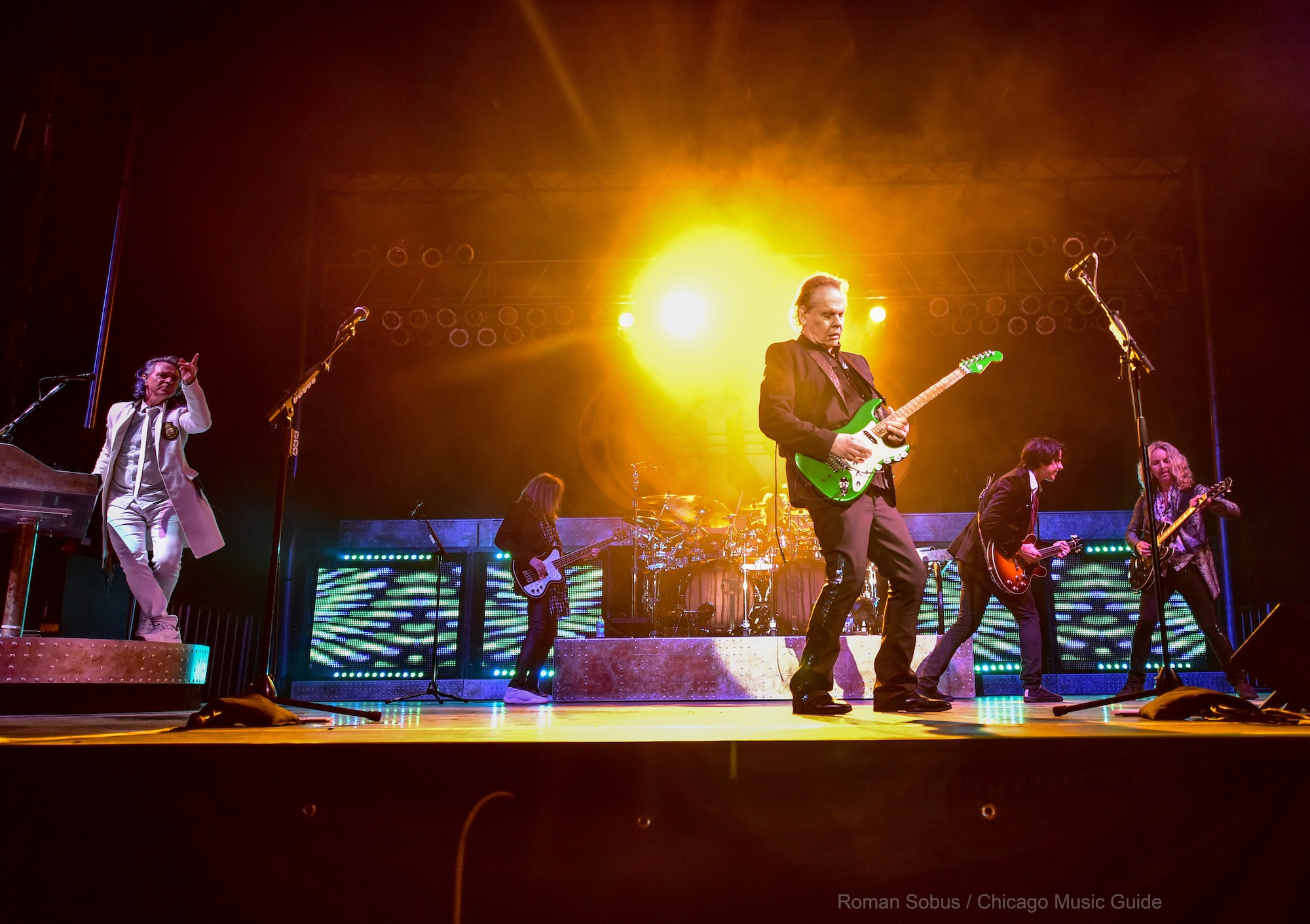 STYX Live at McHenry County Fairgrounds [GALLERY] 19