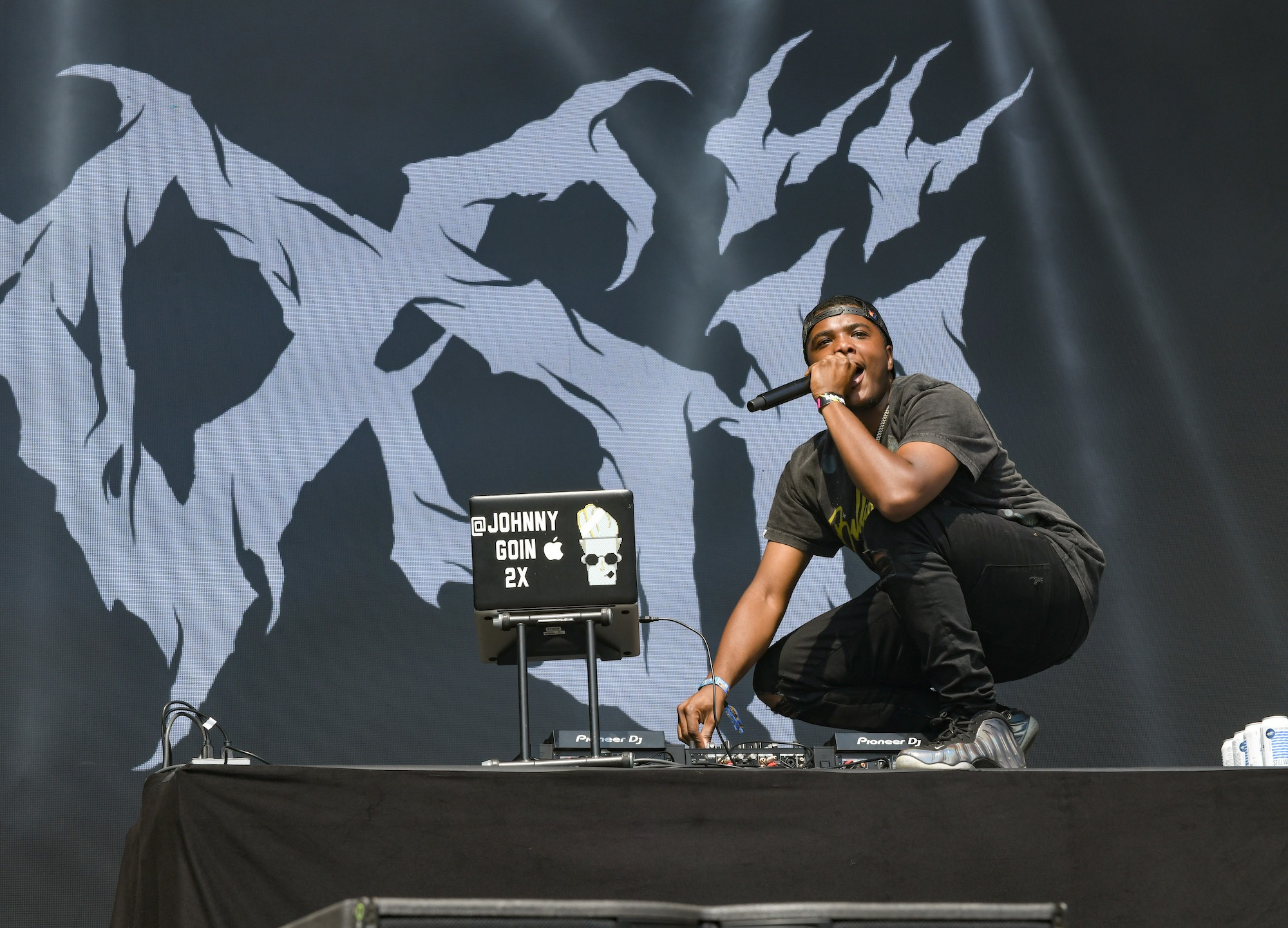 Toosii Live at Lollapalooza [GALLERY] 2