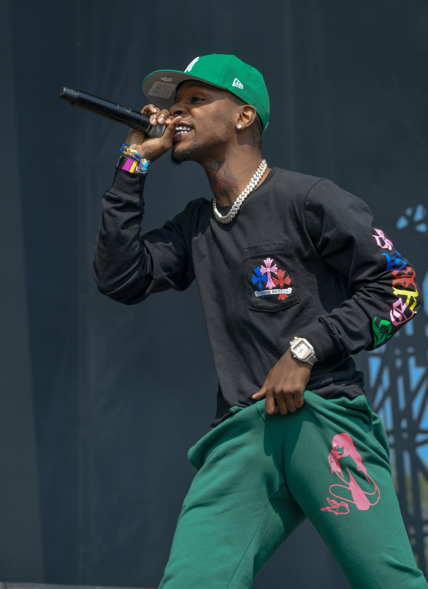 Toosii Live at Lollapalooza [GALLERY] 8