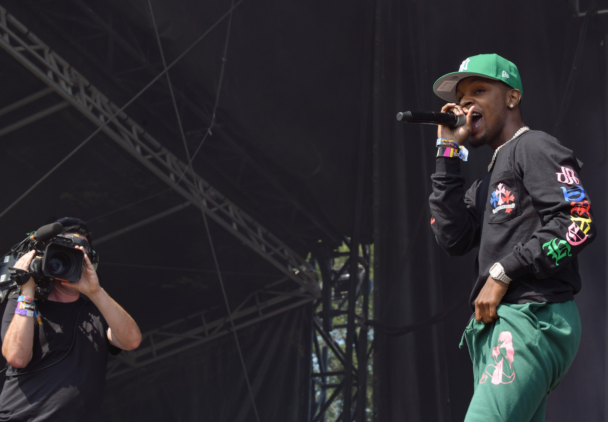 Toosii Live at Lollapalooza [GALLERY] 4