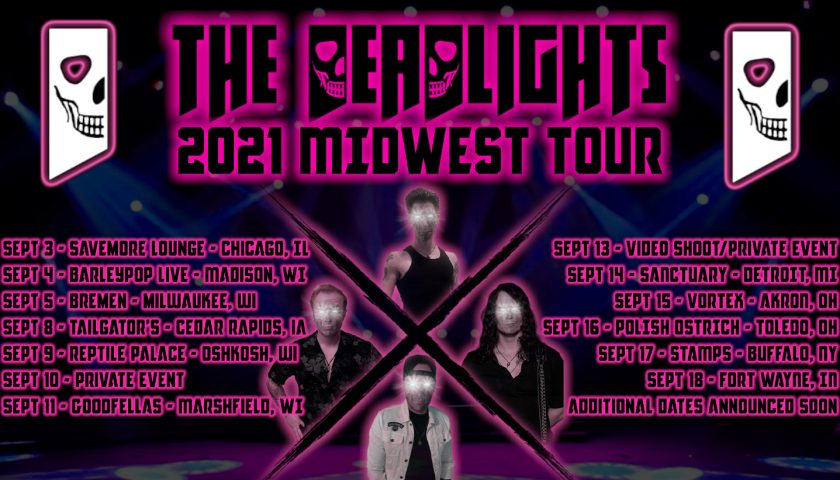 The Deadlights Embark on Debut Midwest Tour 1