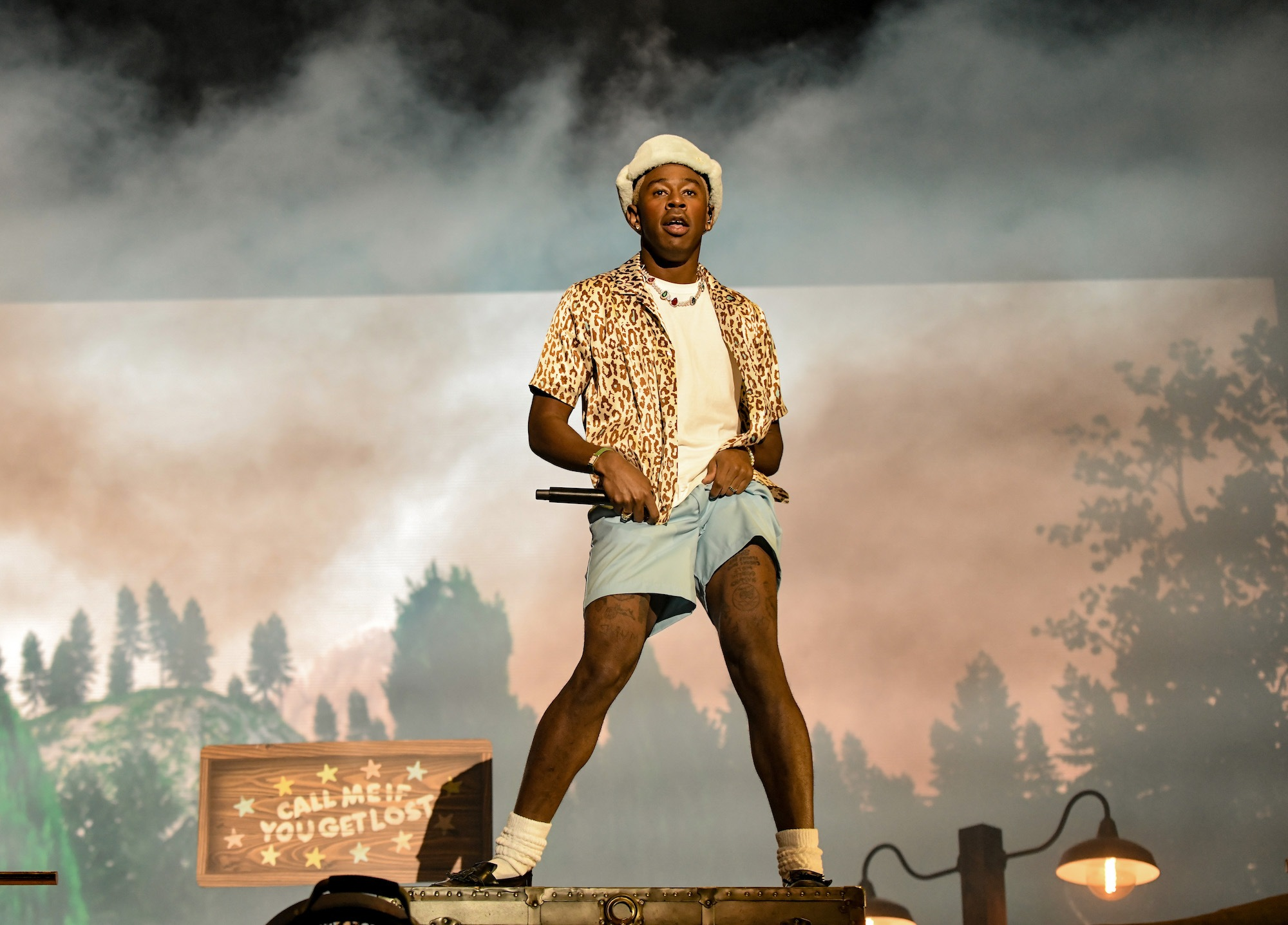 Tyler The Creator Live at Lollapalooza [GALLERY] 3