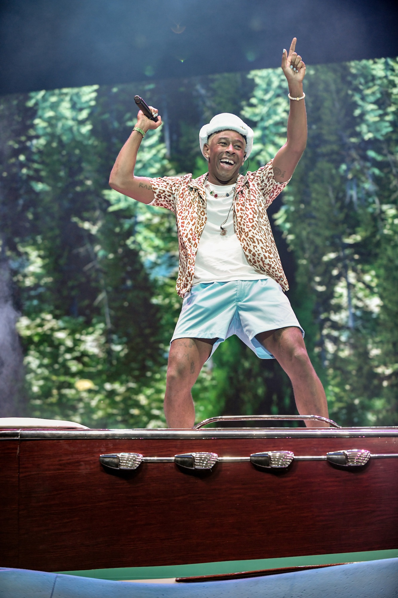 Tyler The Creator Live at Lollapalooza [GALLERY] 6
