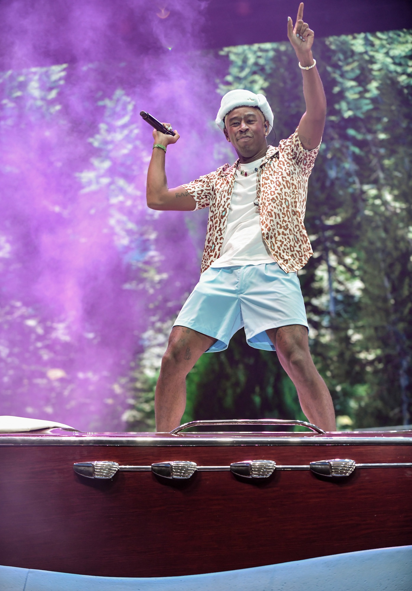 Tyler The Creator Live at Lollapalooza [GALLERY] 7