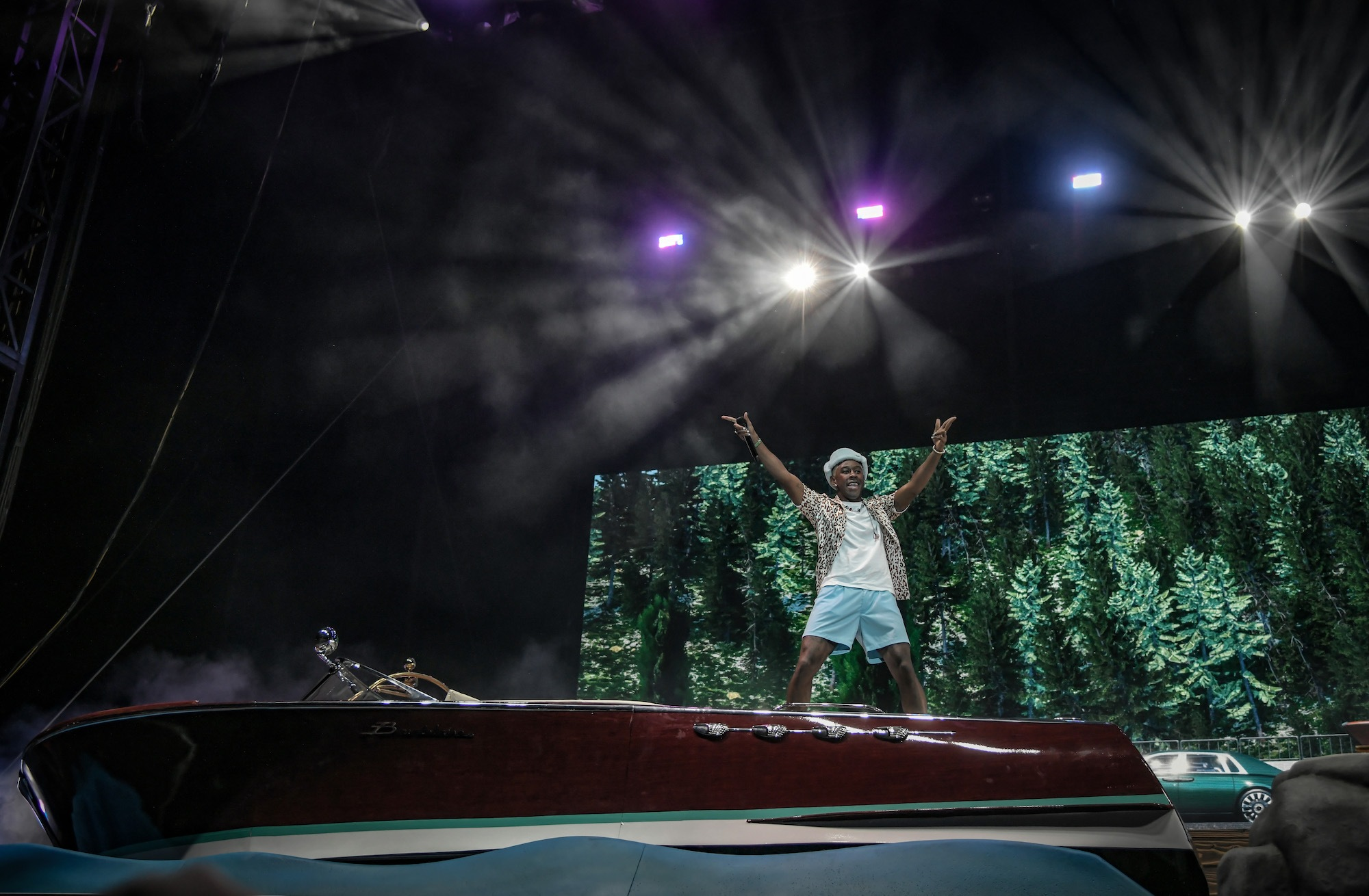 Tyler The Creator Live at Lollapalooza [GALLERY] 4