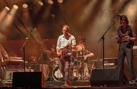 Wilco Live at Jay Pritzker Pavilion