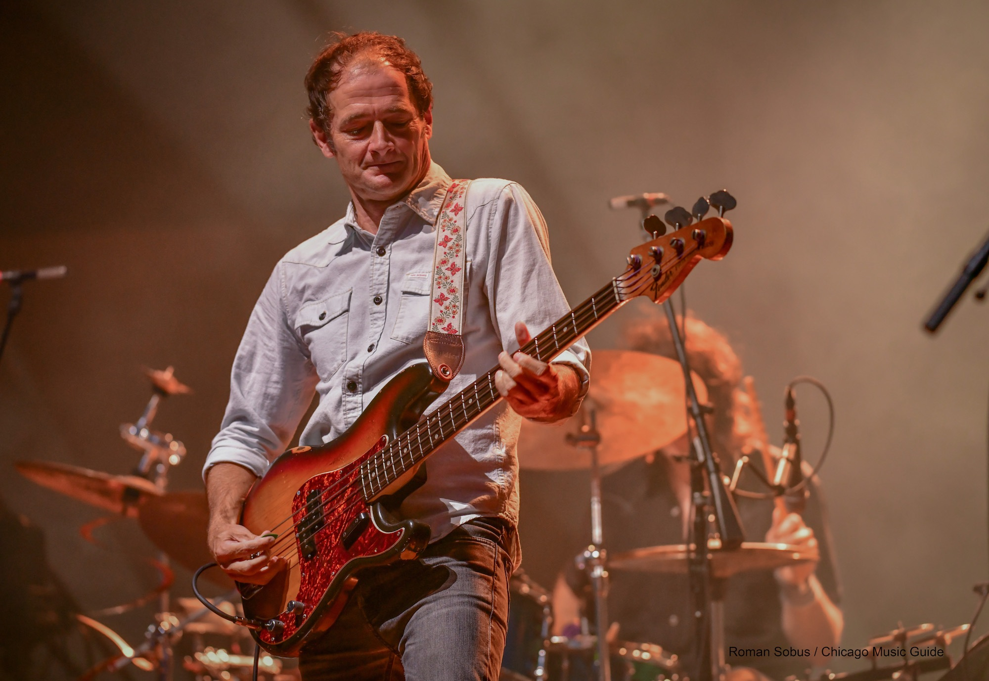 Wilco Live at Jay Pritzker Pavilion [GALLERY] 3