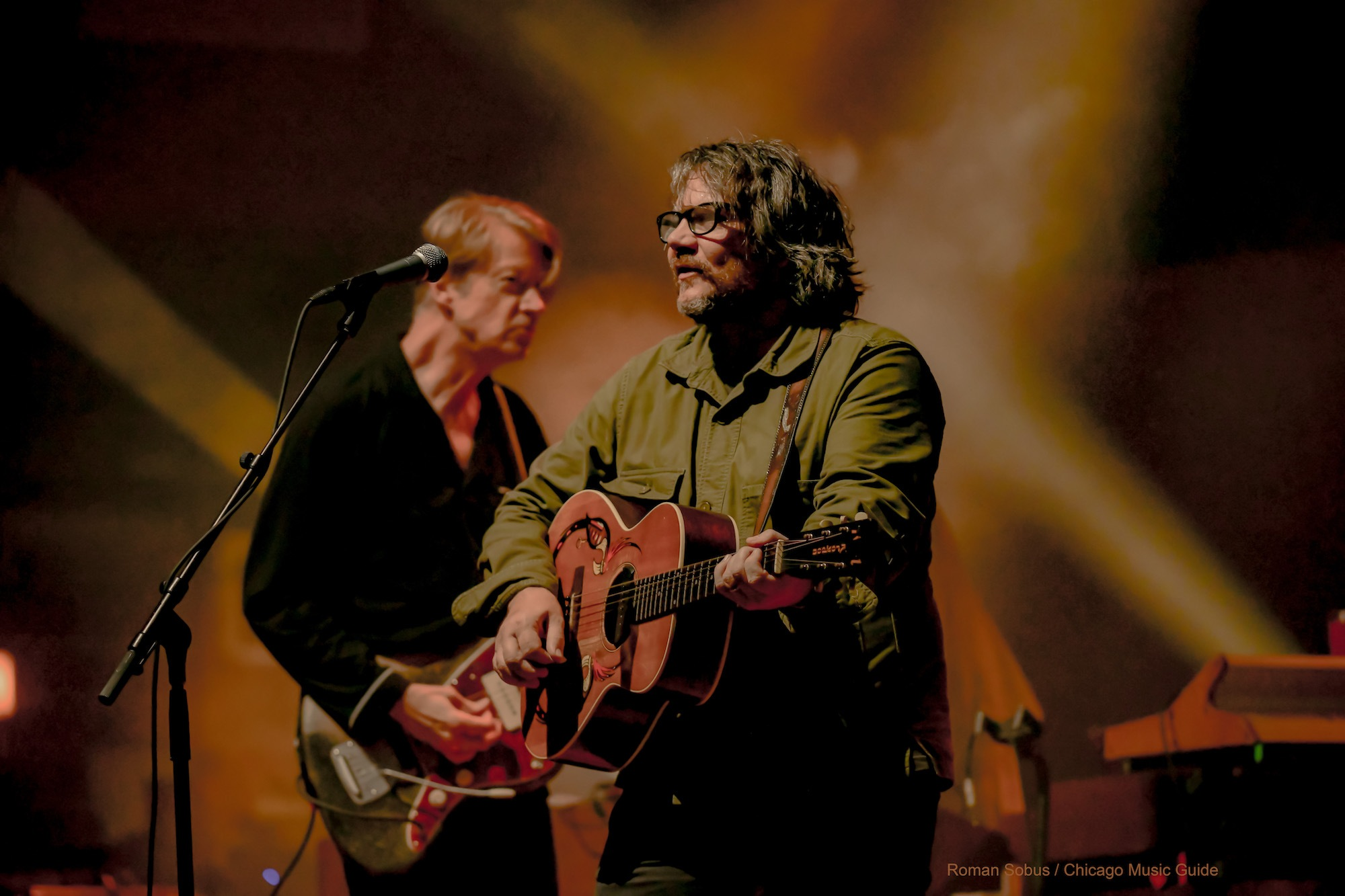 Wilco Live at Jay Pritzker Pavilion [GALLERY] 4