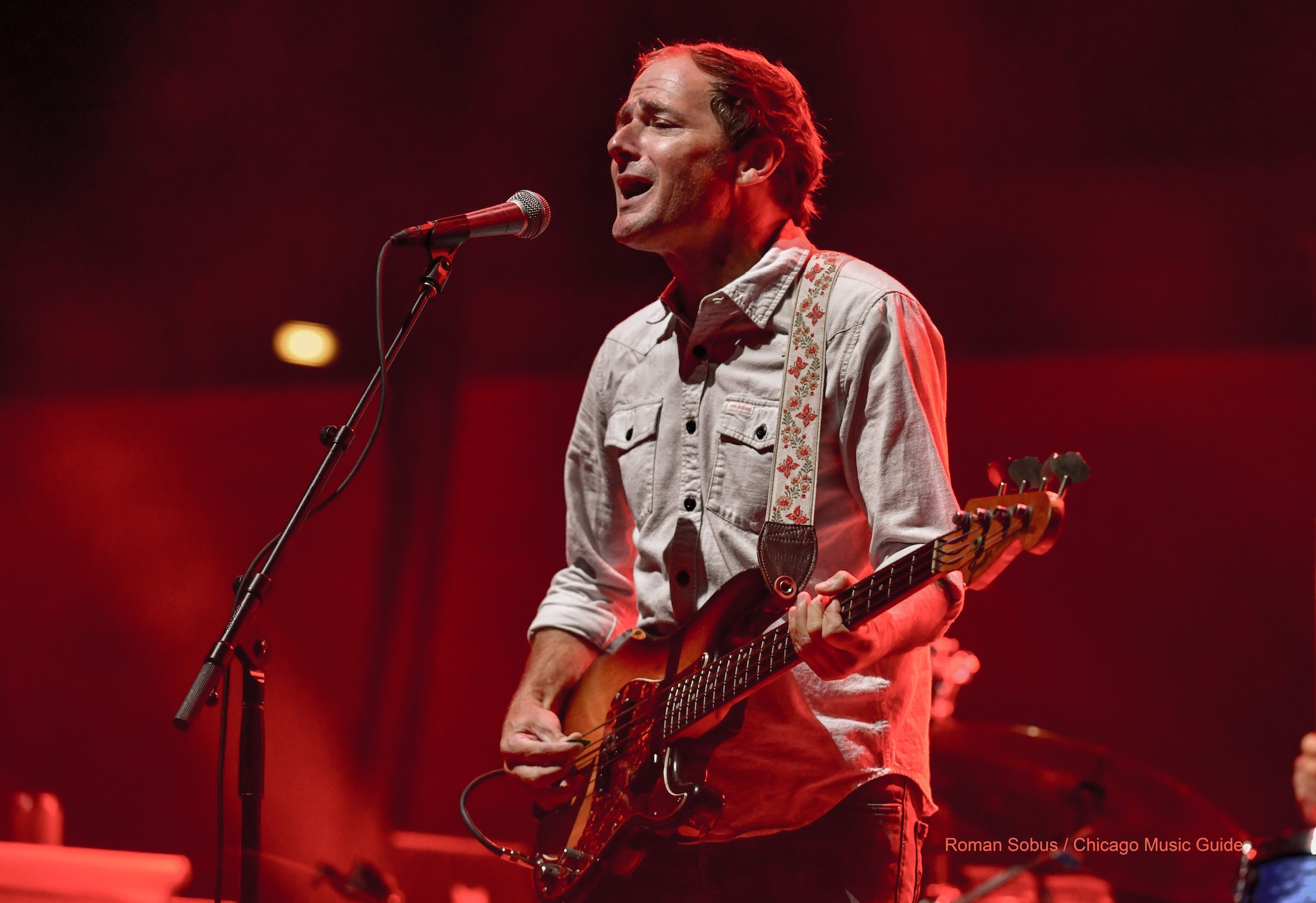 Wilco Live at Jay Pritzker Pavilion [GALLERY] 6