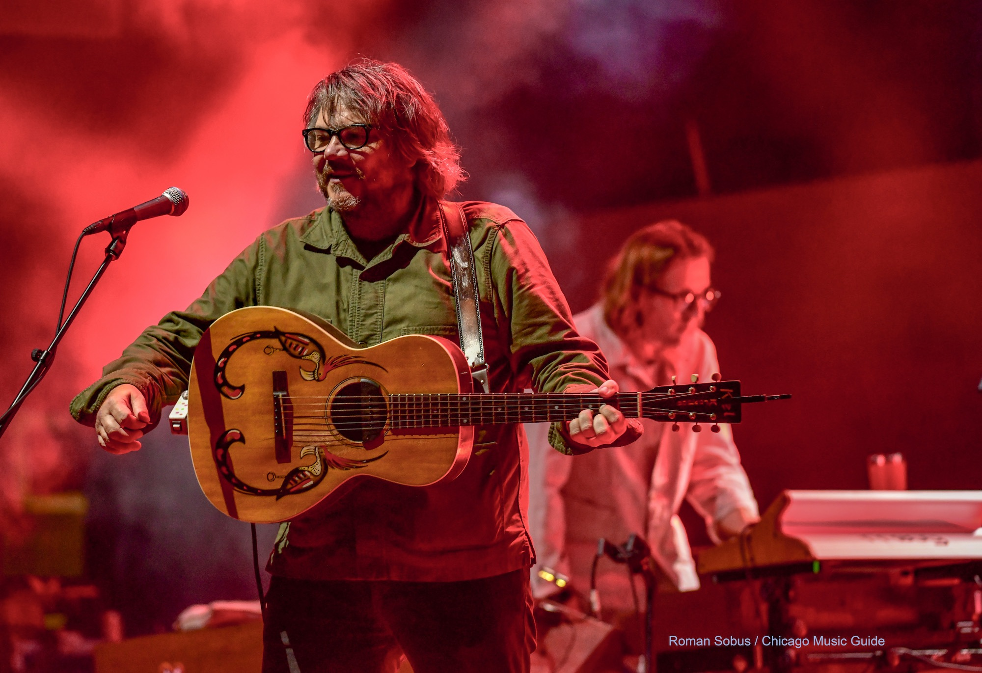 Wilco Live at Jay Pritzker Pavilion [GALLERY] 7