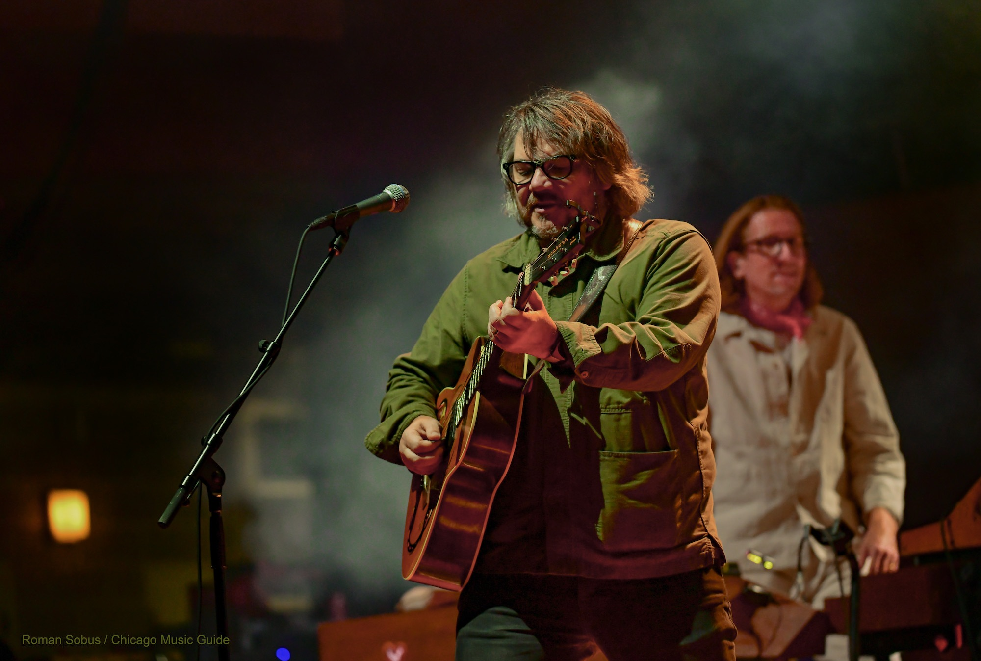 Wilco Live at Jay Pritzker Pavilion [GALLERY] 8