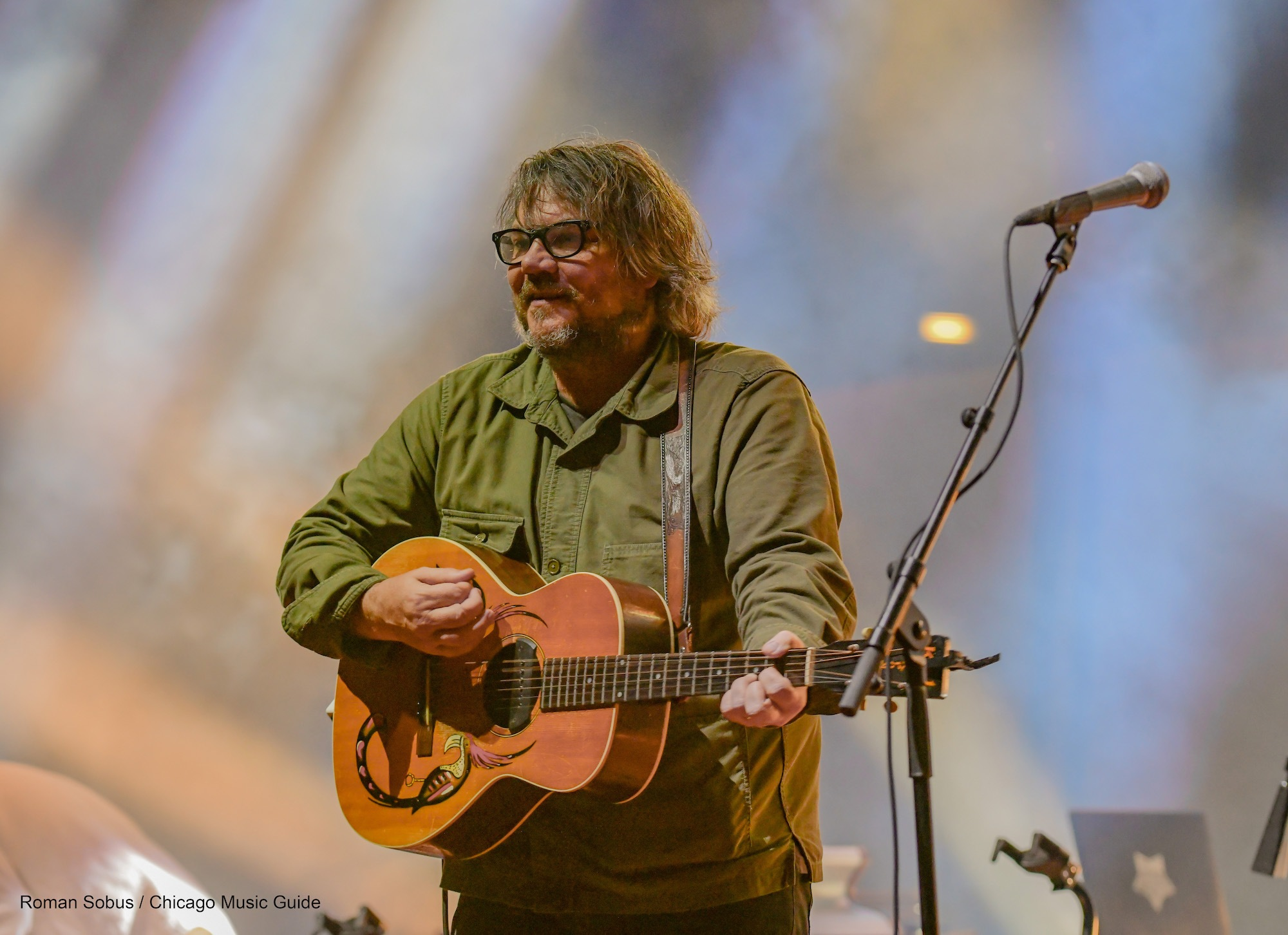 Wilco Live at Jay Pritzker Pavilion [GALLERY] 11