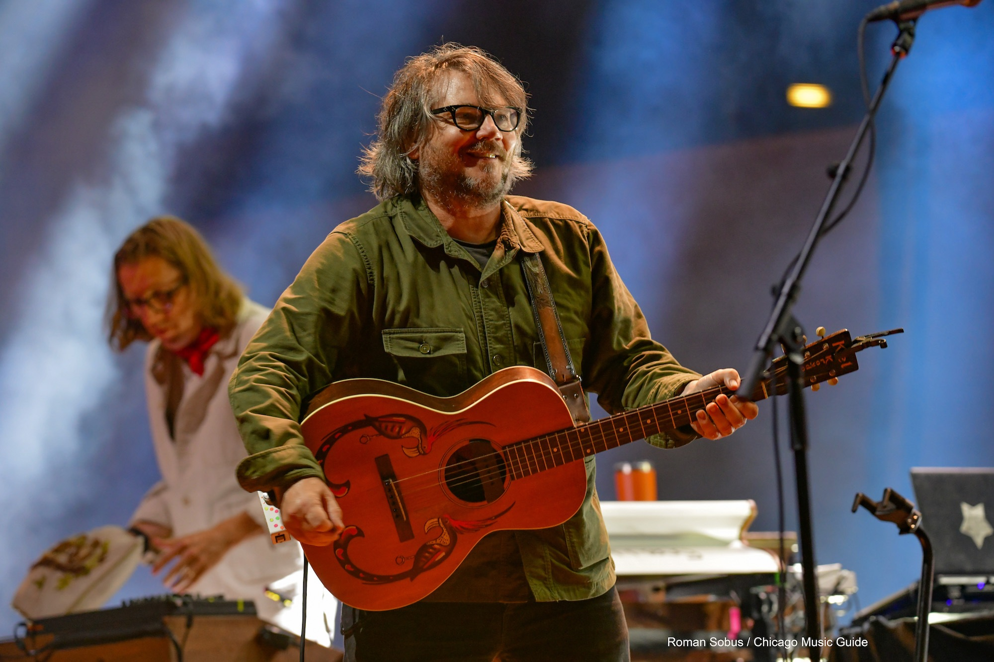 Wilco Live at Jay Pritzker Pavilion [GALLERY] 13