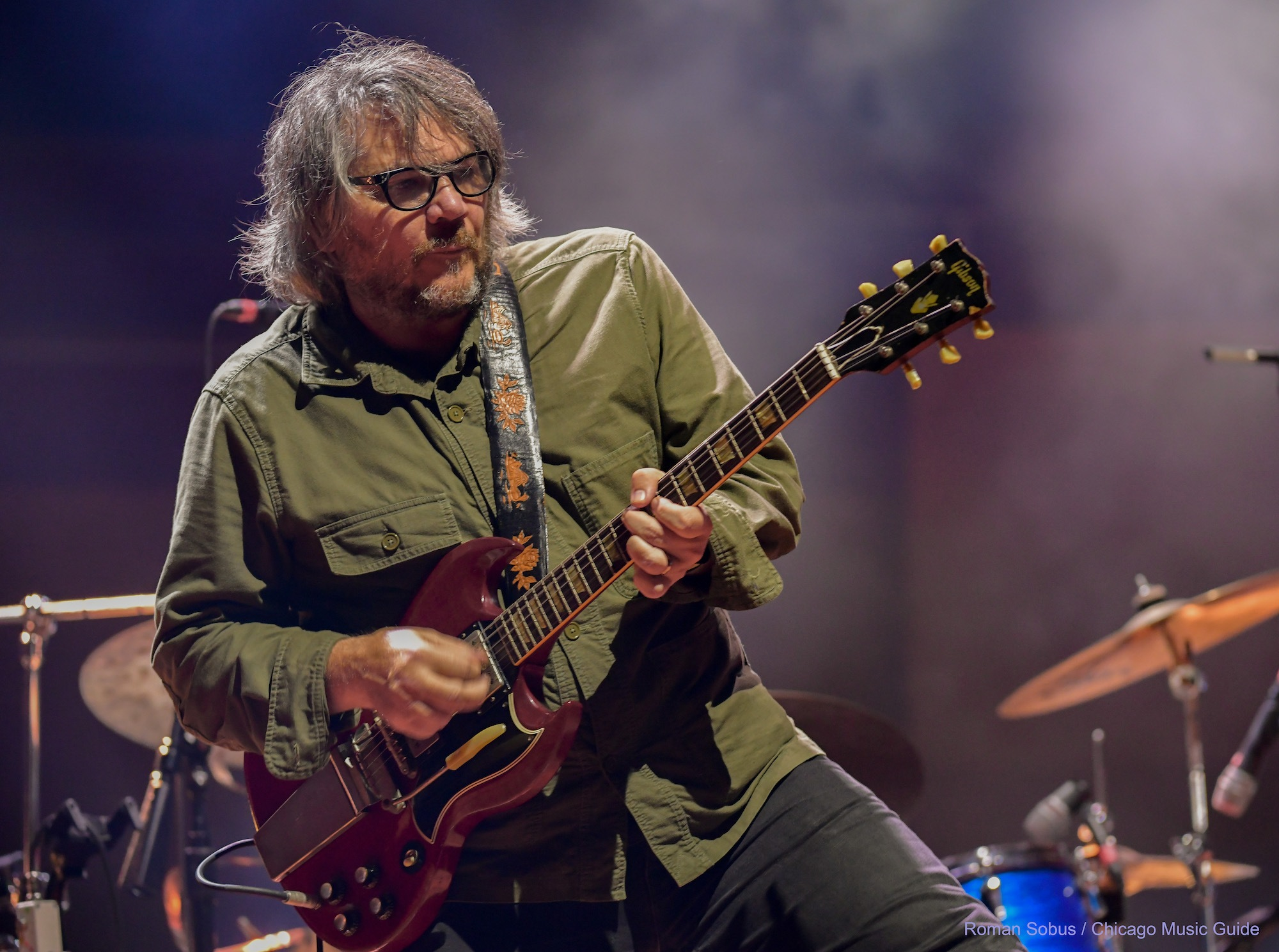Wilco Live at Jay Pritzker Pavilion [GALLERY] 15