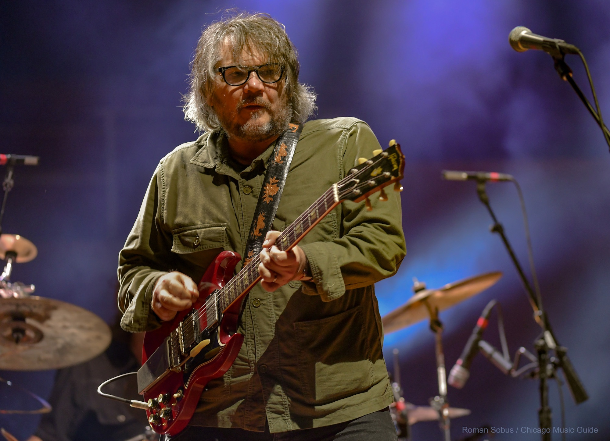 Wilco Live at Jay Pritzker Pavilion [GALLERY] 16