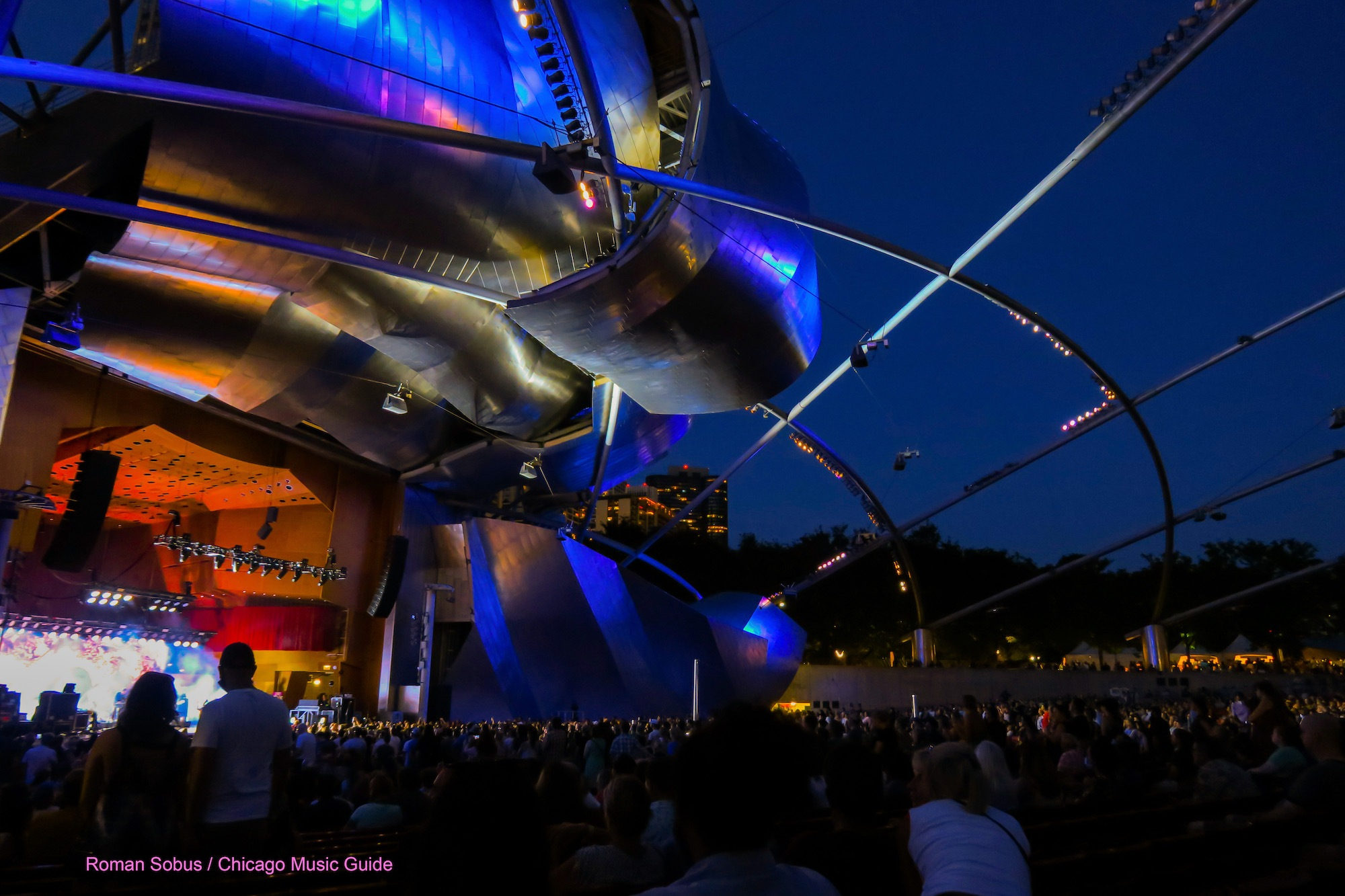 Wilco Live at Jay Pritzker Pavilion [GALLERY] 18