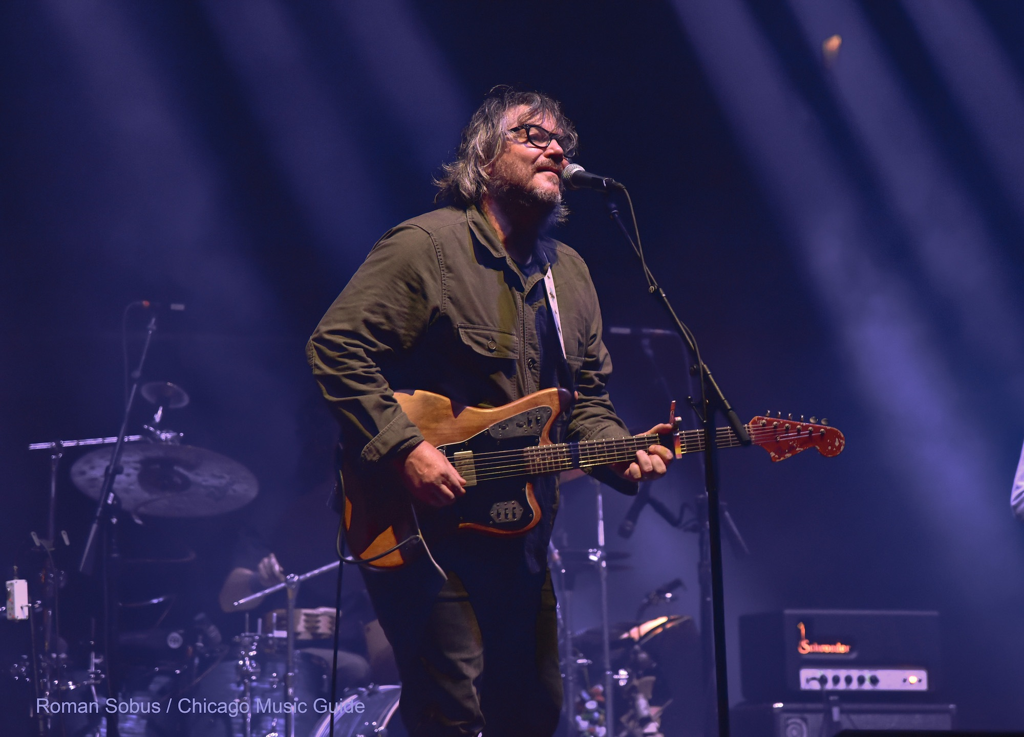 Wilco Live at Jay Pritzker Pavilion [GALLERY] 19