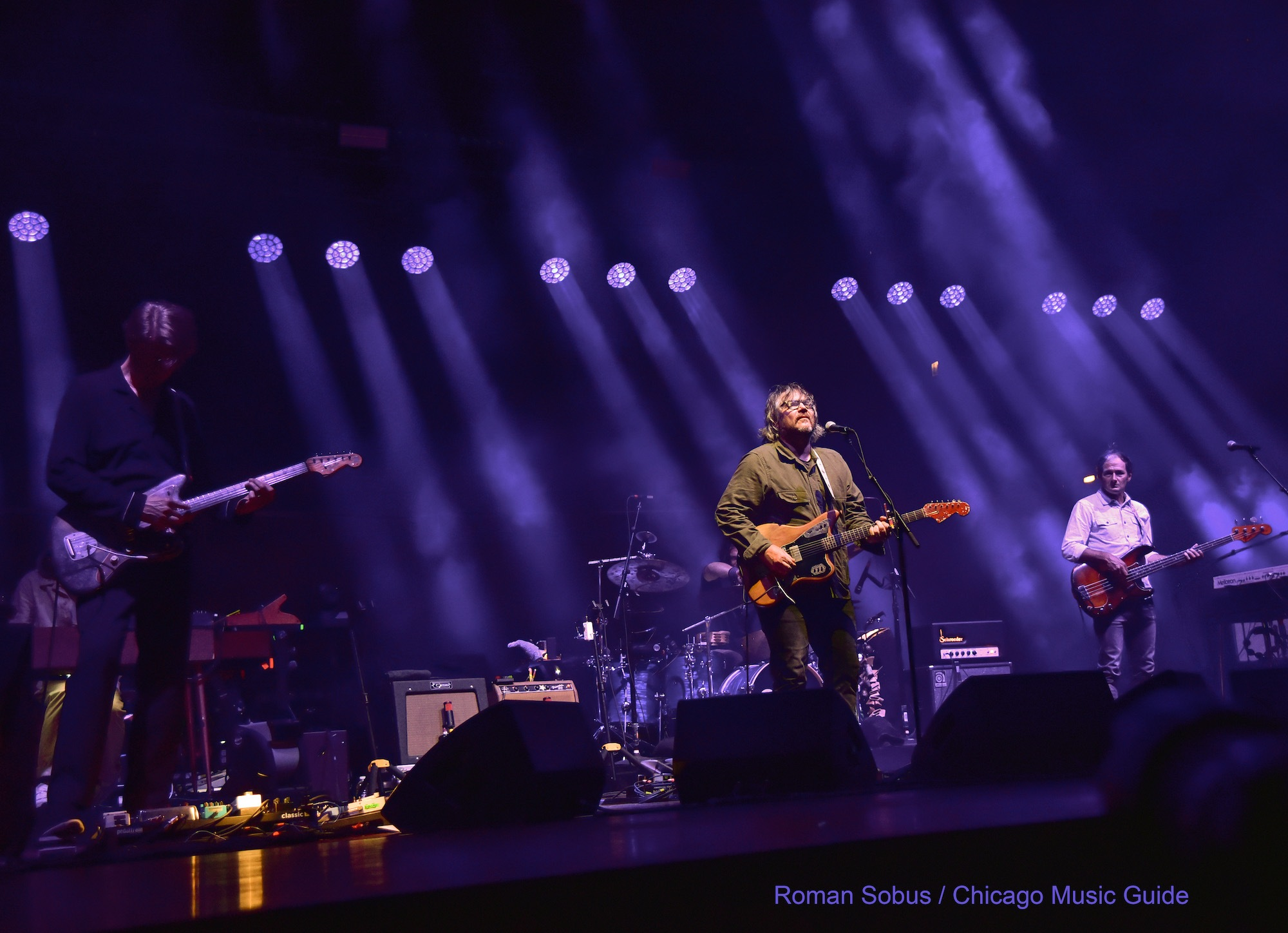 Wilco Live at Jay Pritzker Pavilion [GALLERY] 20