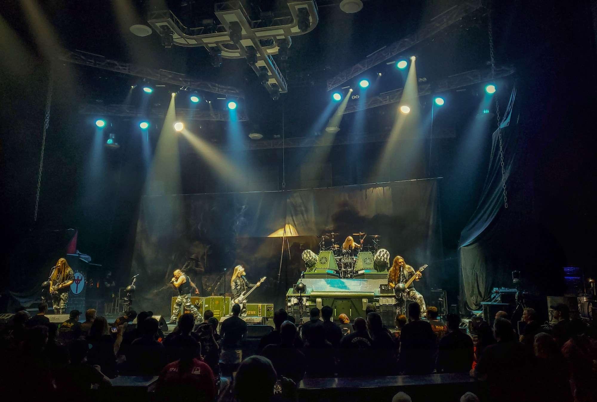 Sabaton Live at Rosemont Theatre [GALLERY] 1