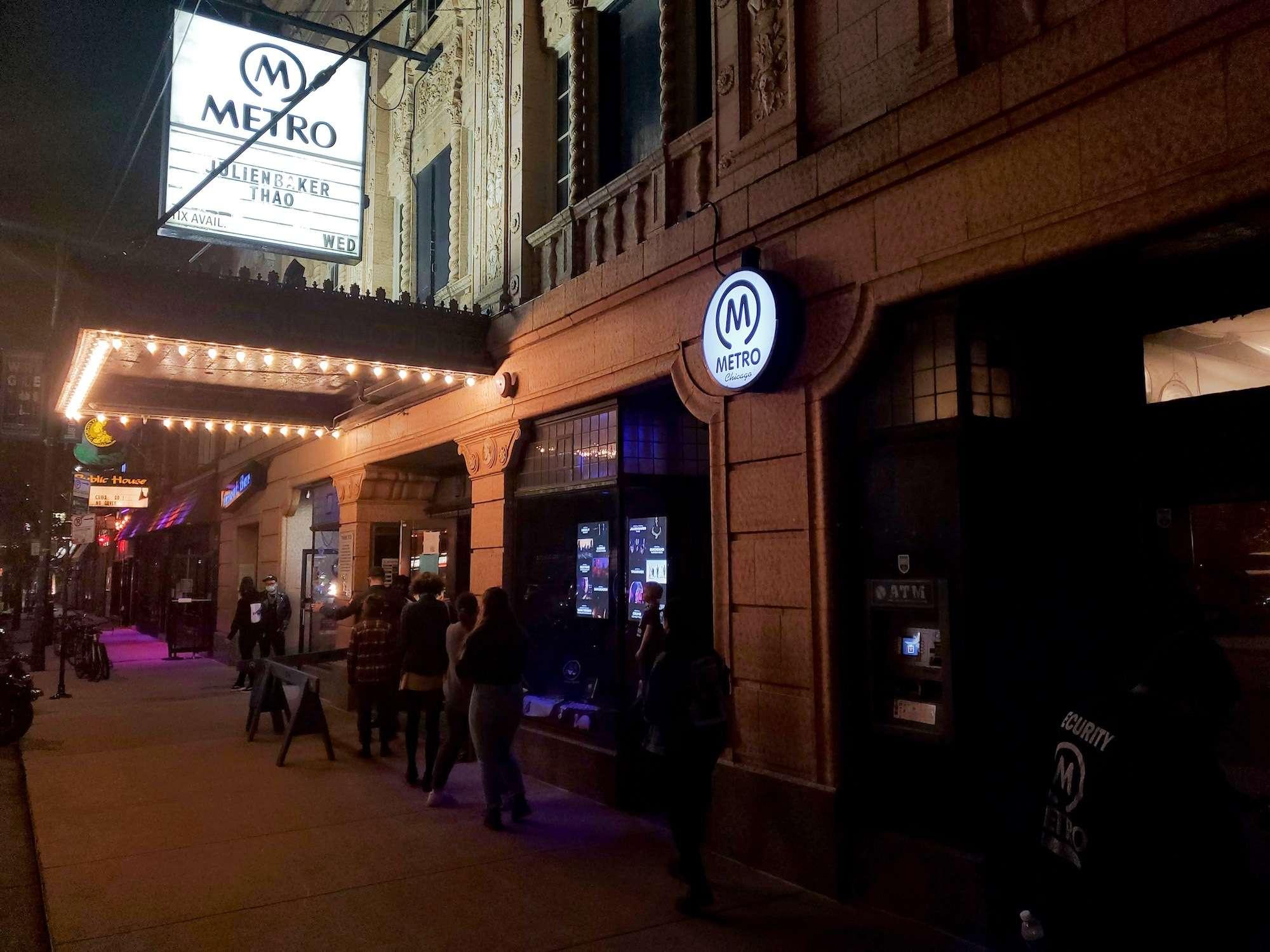 Julien Baker Live at Metro [GALLERY] 7