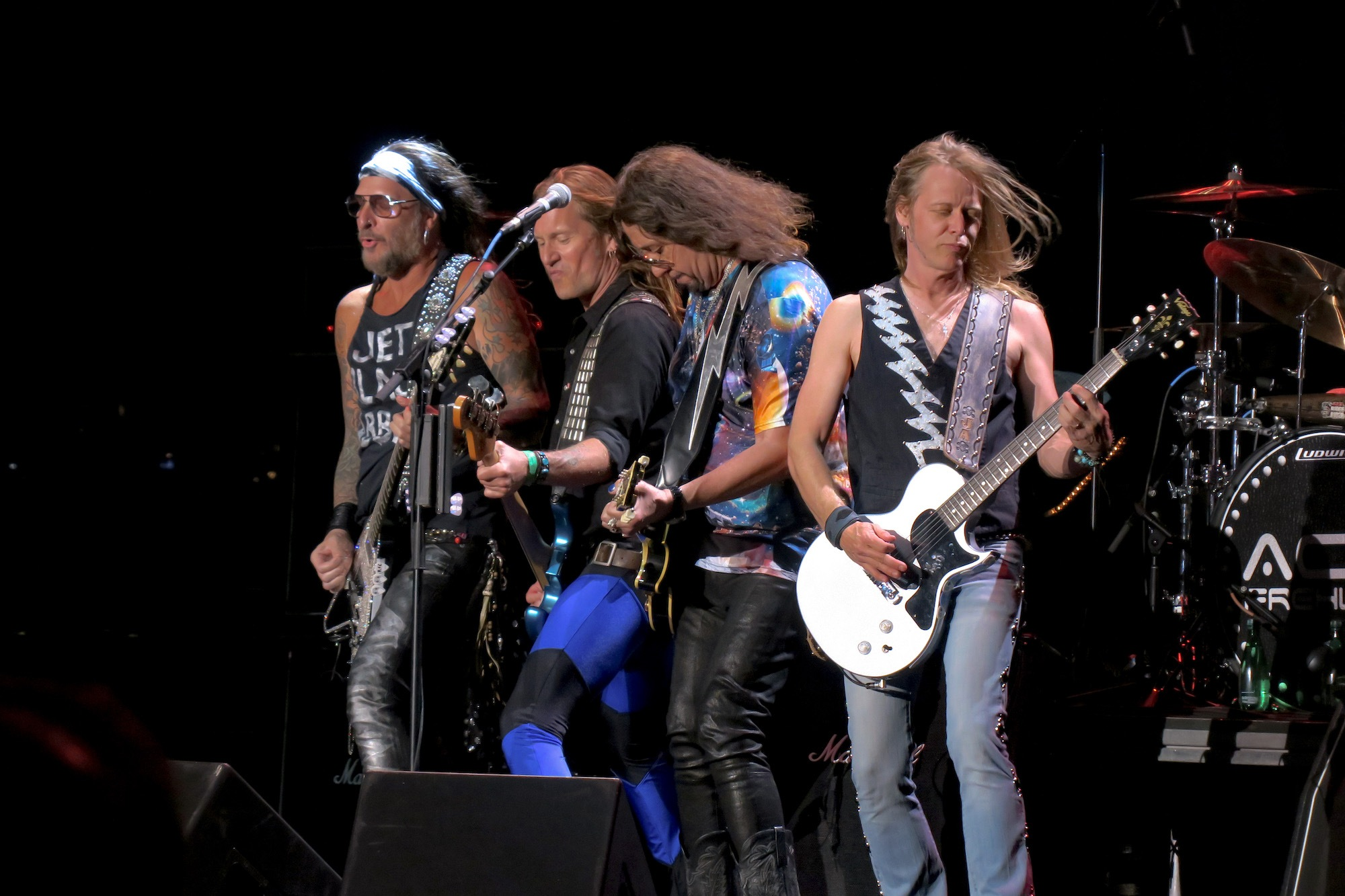 Ace Frehley Live at Huntington Bank Pavilion [GALLERY] 16