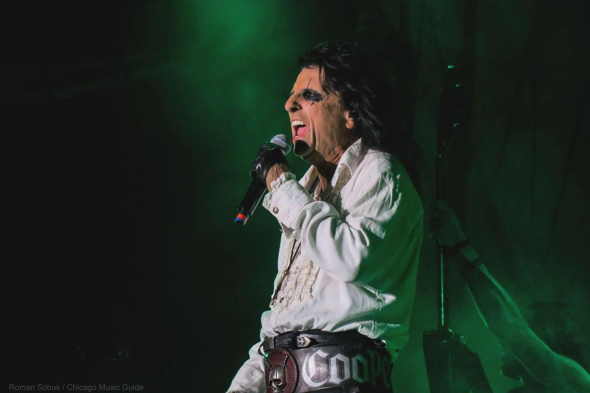 Alice Cooper Live at Huntington Bank Pavilion [GALLERY] 18