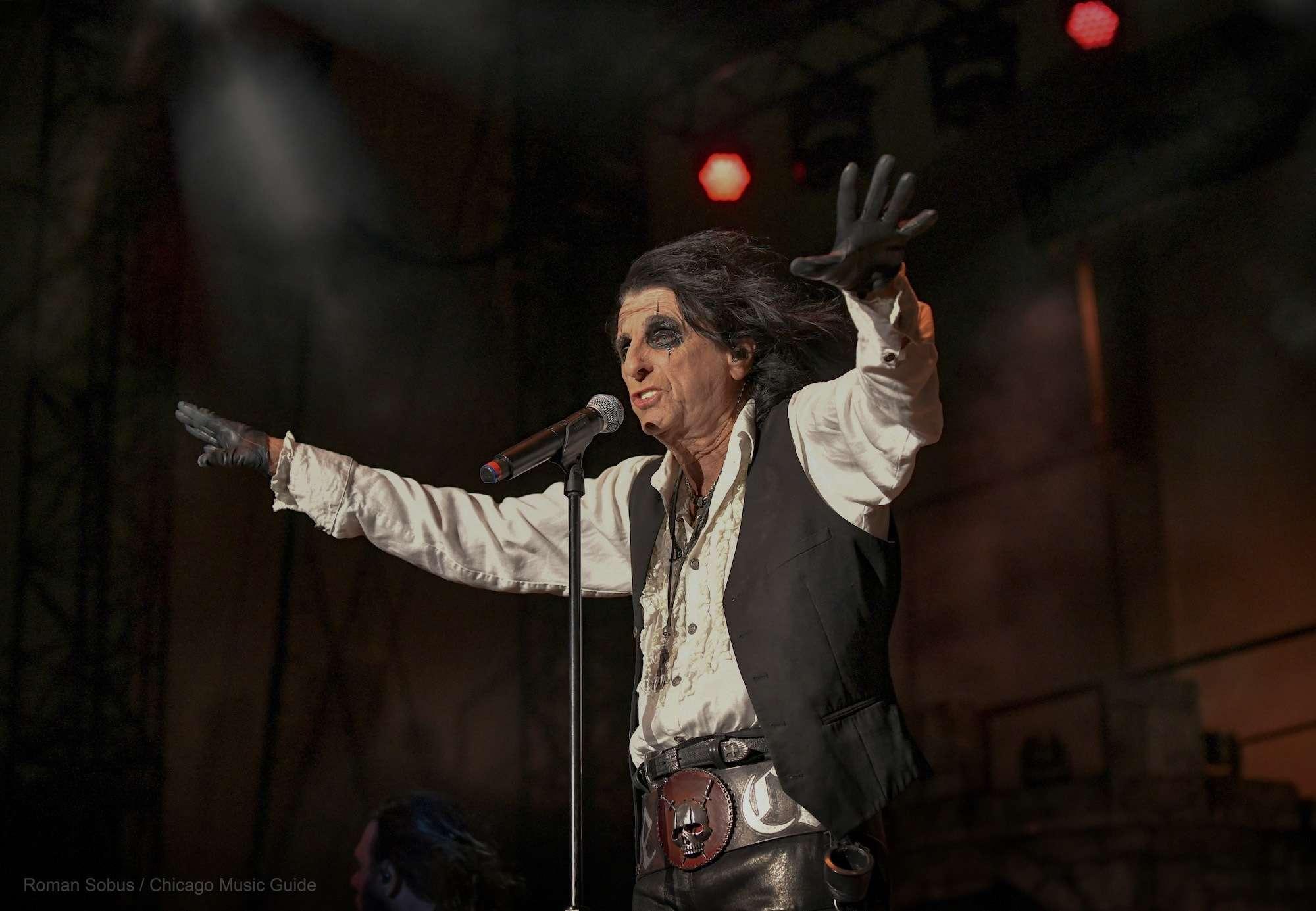 Alice Cooper Live at Huntington Bank Pavilion [GALLERY] 21