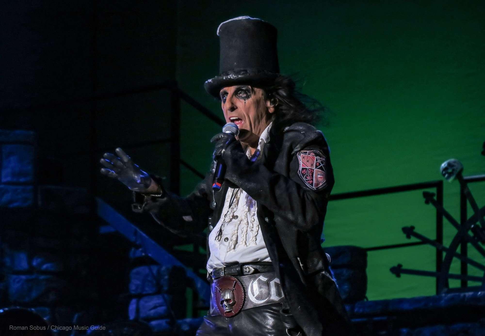 Alice Cooper Live at Huntington Bank Pavilion [GALLERY] 22