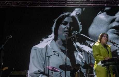 Angel Olsen Live at Pitchfork
