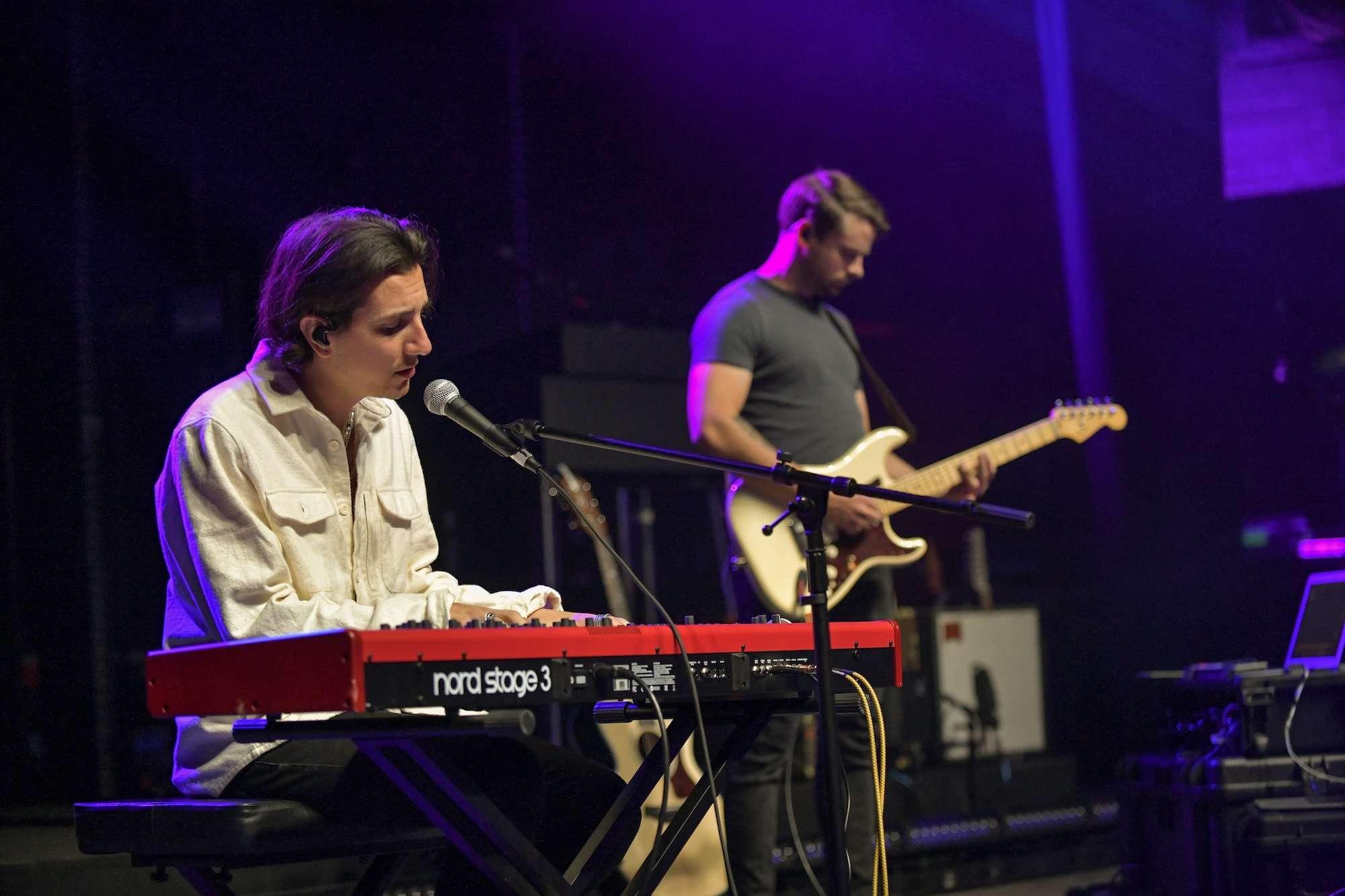 Anson Seabra Live at Riviera [GALLERY] 6