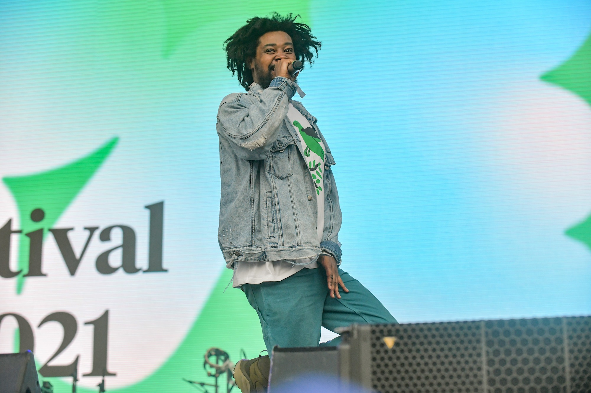 Danny Brown Live at Pitchfork [GALLERY] 2