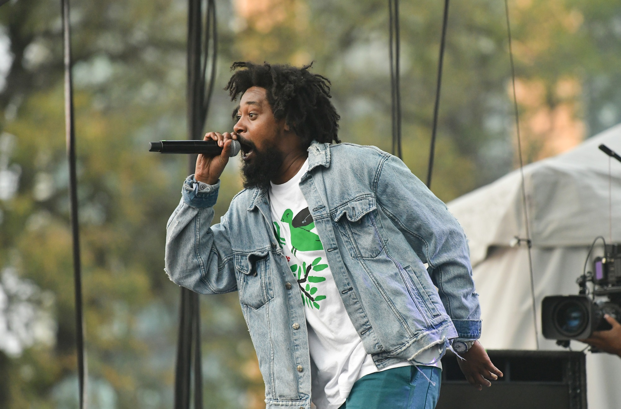 Danny Brown Live at Pitchfork [GALLERY] 3