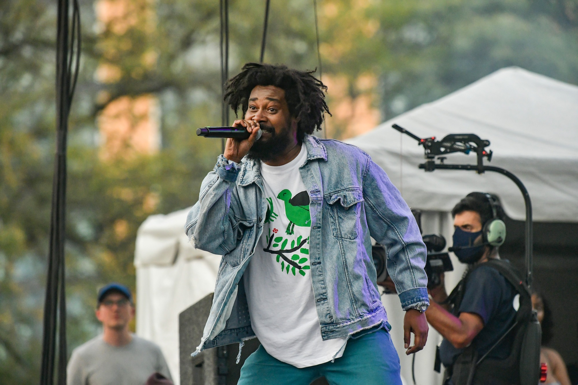 Danny Brown Live at Pitchfork [GALLERY] 4